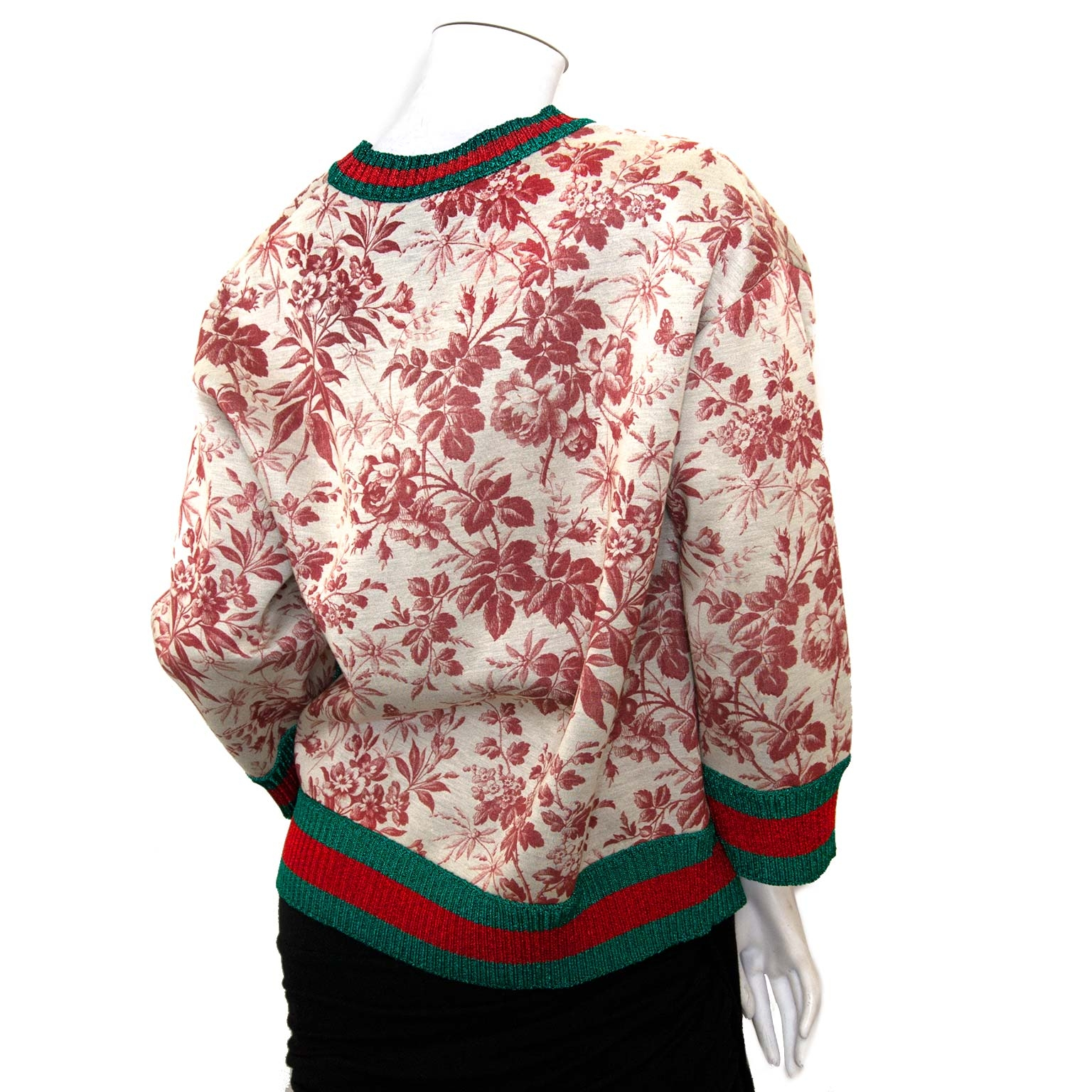 Buy authentic Gucci sweatshirts online at labellov vintage fashion webshop