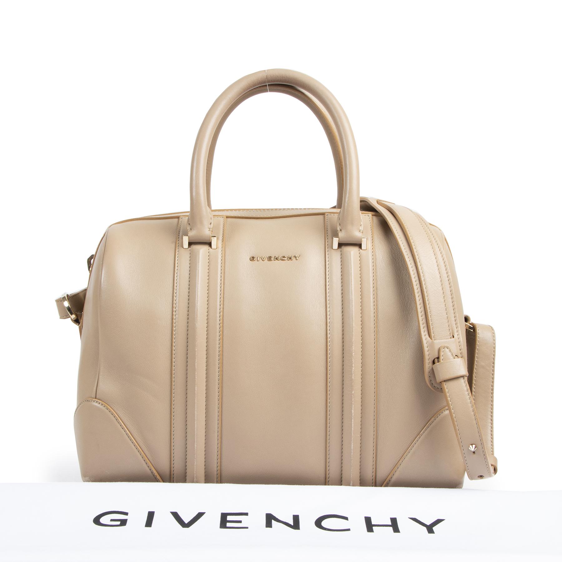 Authentic secondhand Givenchy bags designer luxury vintage webshop fashion safe secure online shopping designer brands