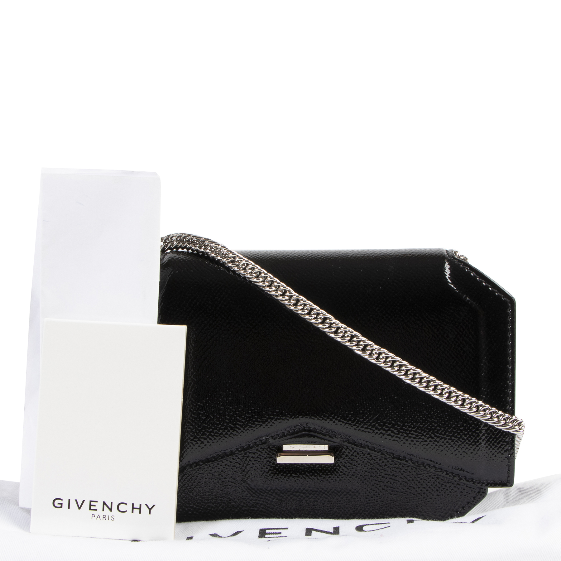 Givenchy Mini Bow-Cut Crossbody Bag for the best price at Labellov