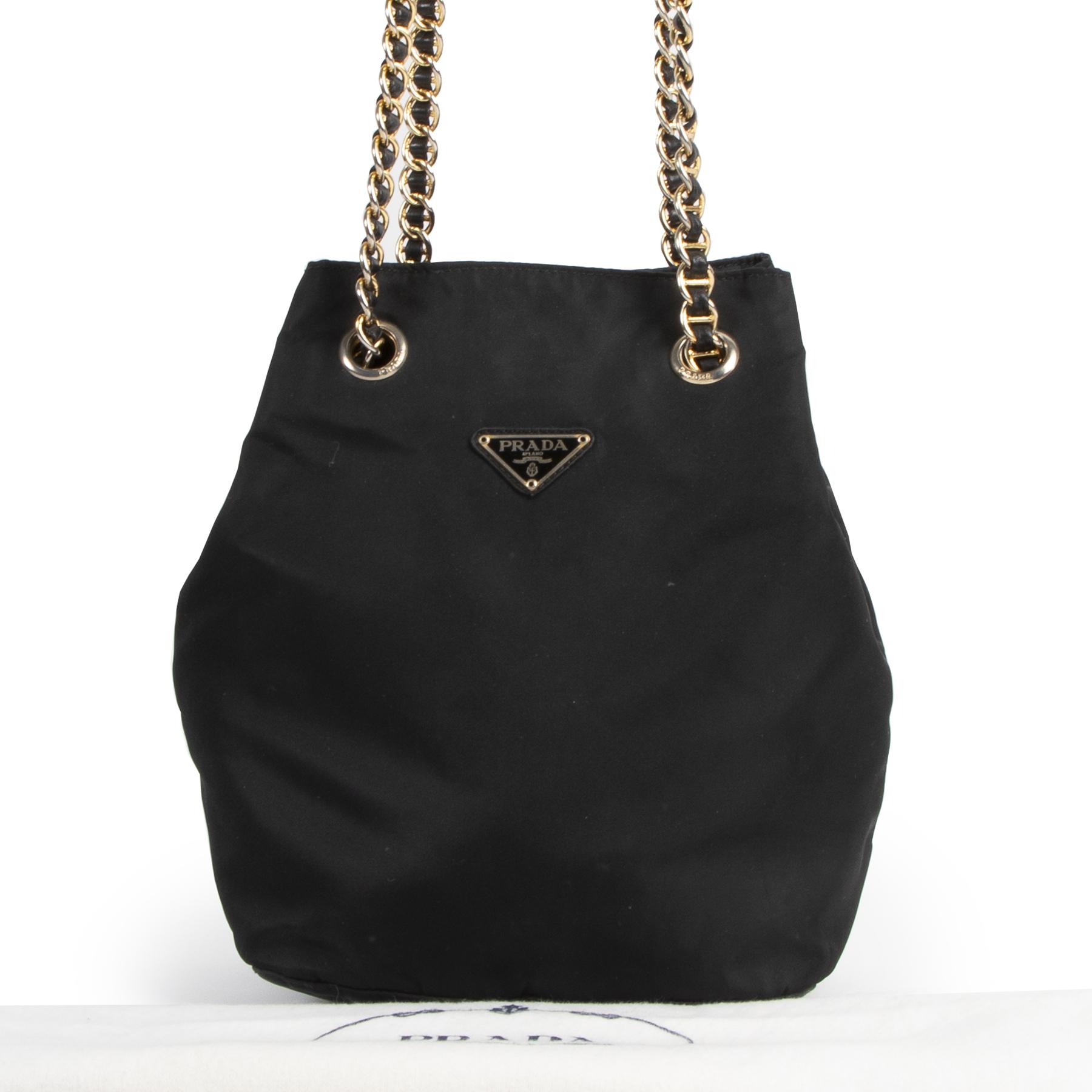Authentique seconde-main vintage Prada achète en ligne webshop LabelLOV