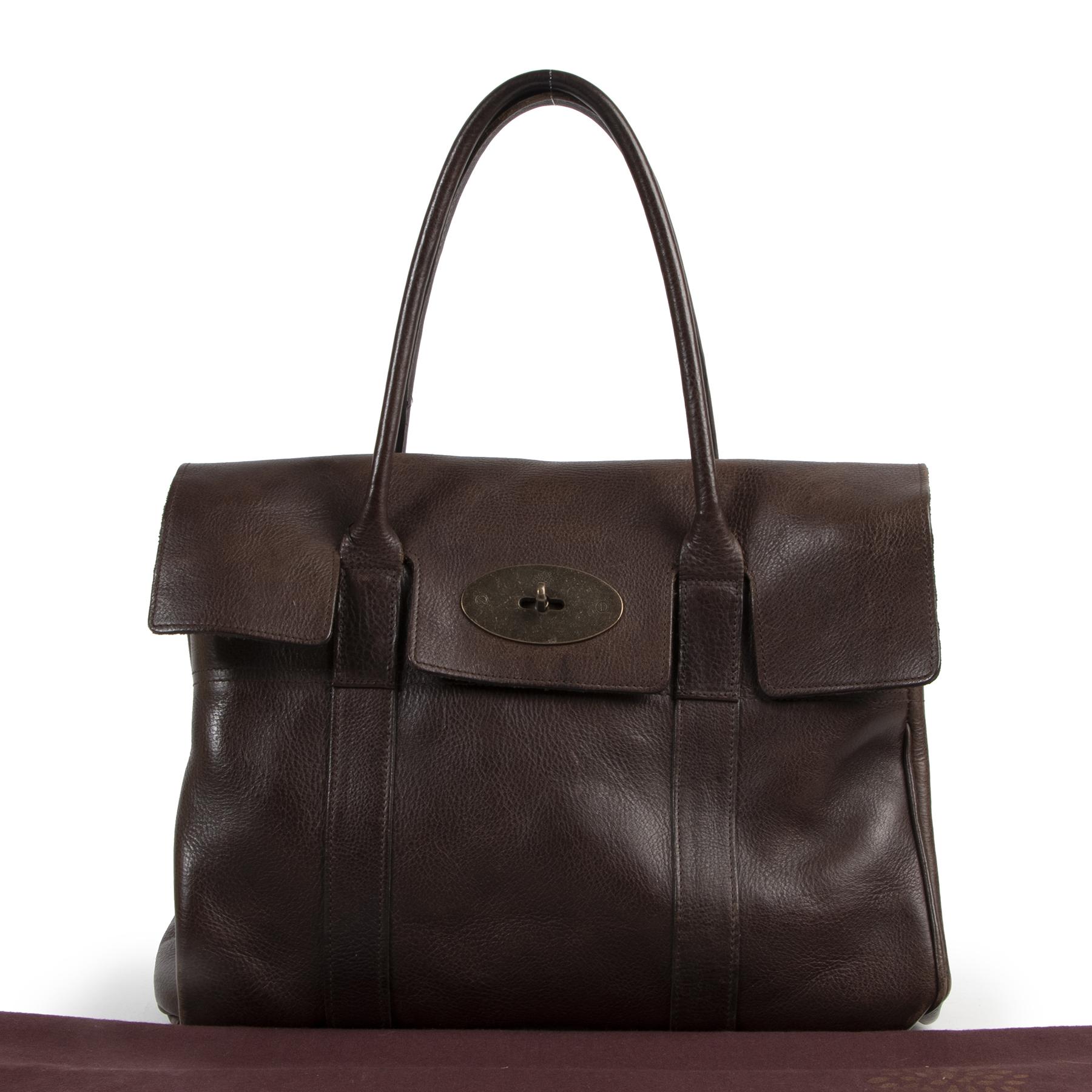 Authentieke tweedehand Mulberry juiste prijs veilig online winkelen LabelLOV webshop luxe designer Antwerpen België mode fashion
