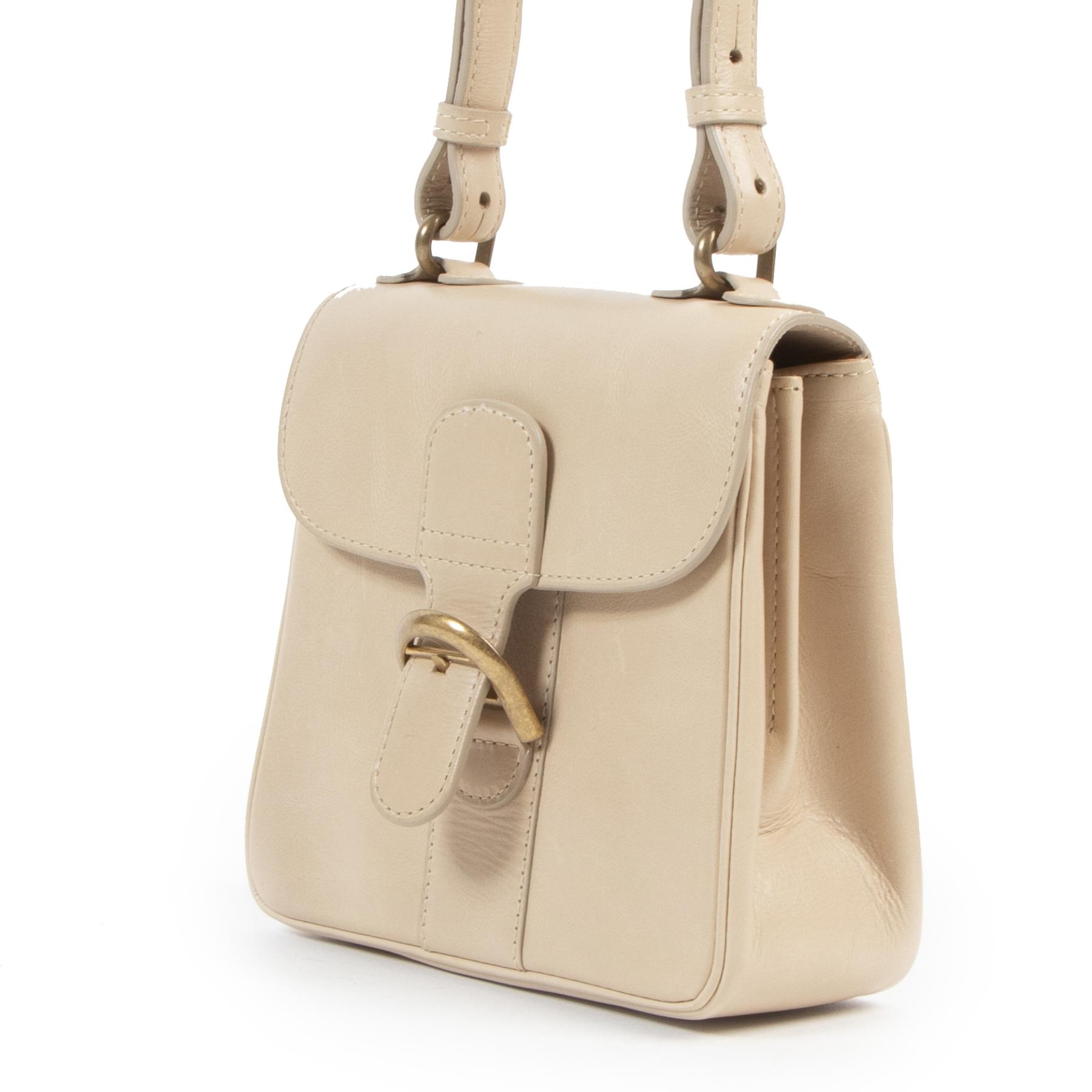 Acheter d'authentiques sacs Delvaux d'occasion à bon prix chez LabelLOV.