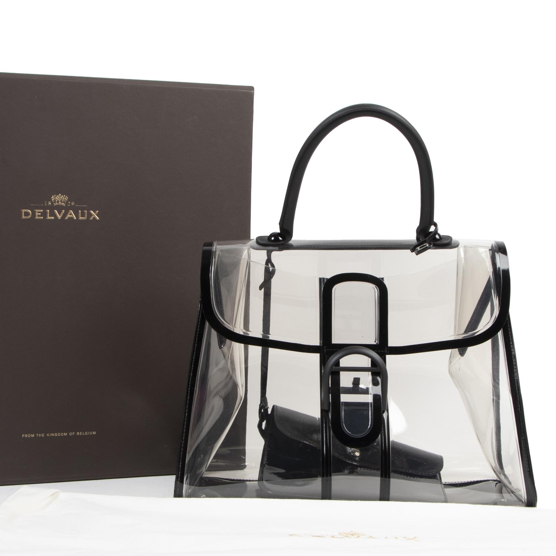Achetez d'authentiques sacs à main Delvaux Brillant d'occasion à bon prix chez LabelLOV.