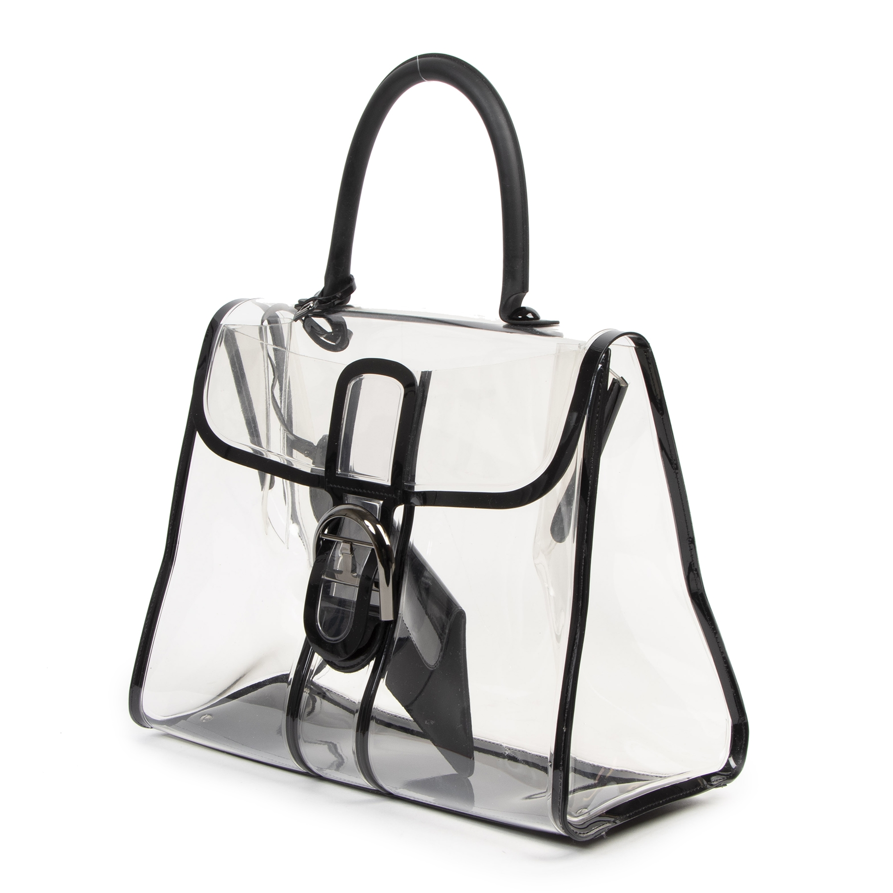 Authentic secondhand Delvaux Brillant X-Ray Limited Edition designer bags fashion luxury vintage webshop safe secure online shopping