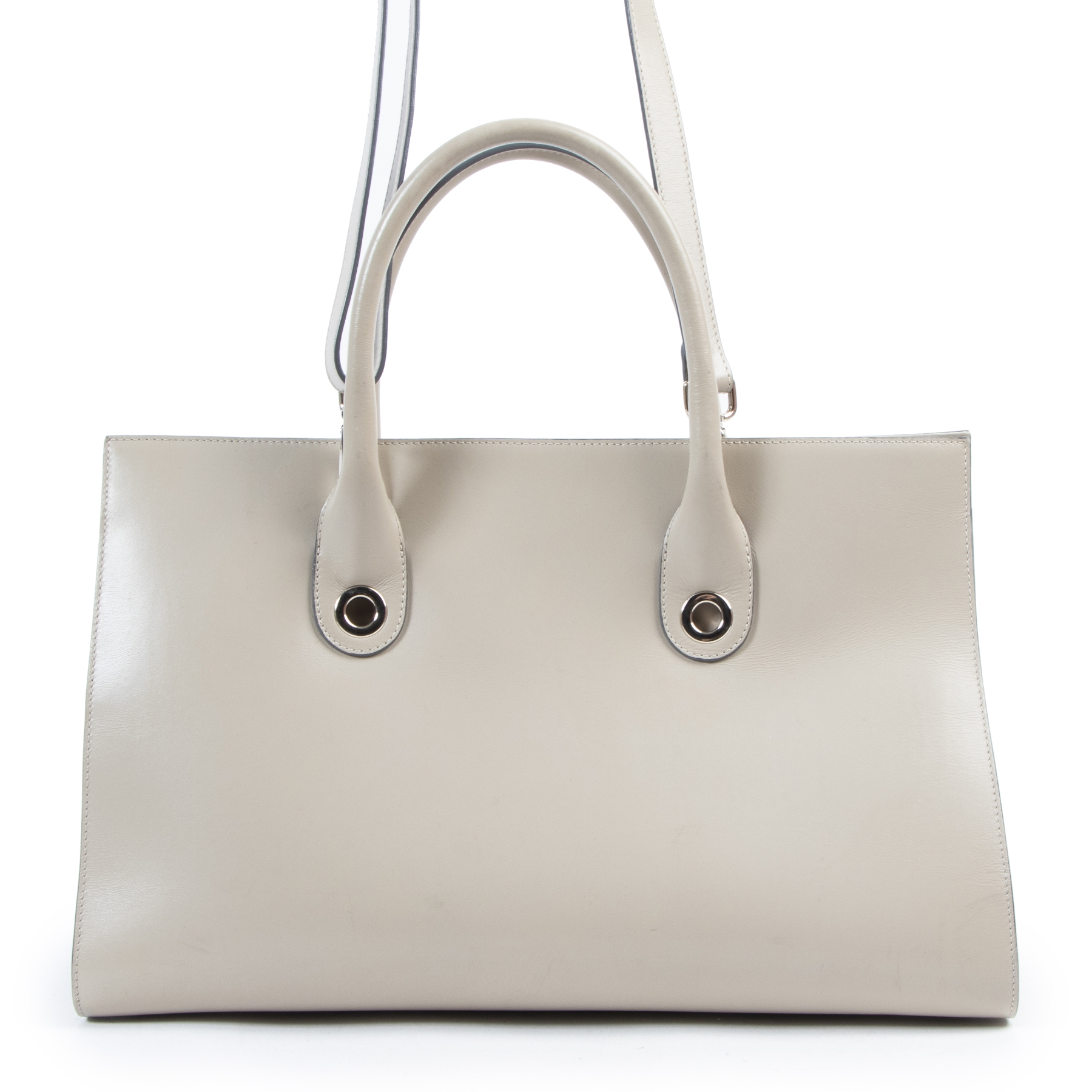 Authentic secondhand Jimmy Choo Riley Suede Leather Tote designer bags fashion luxury vintage webshop safe secure online shopping