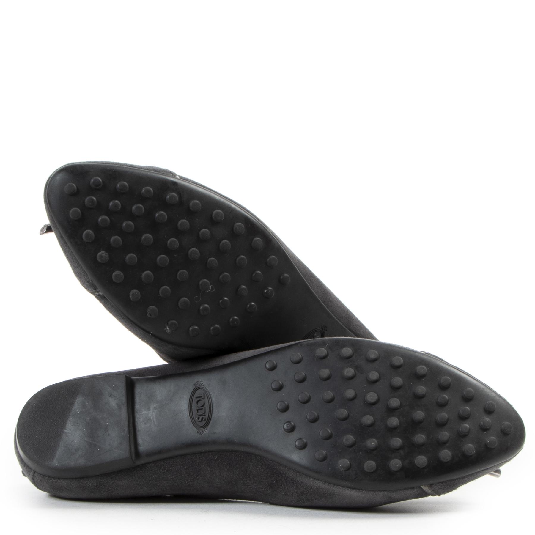 Acheter d'authentiques chaussures Tod's d'occasion à bon prix chez LabelLOV