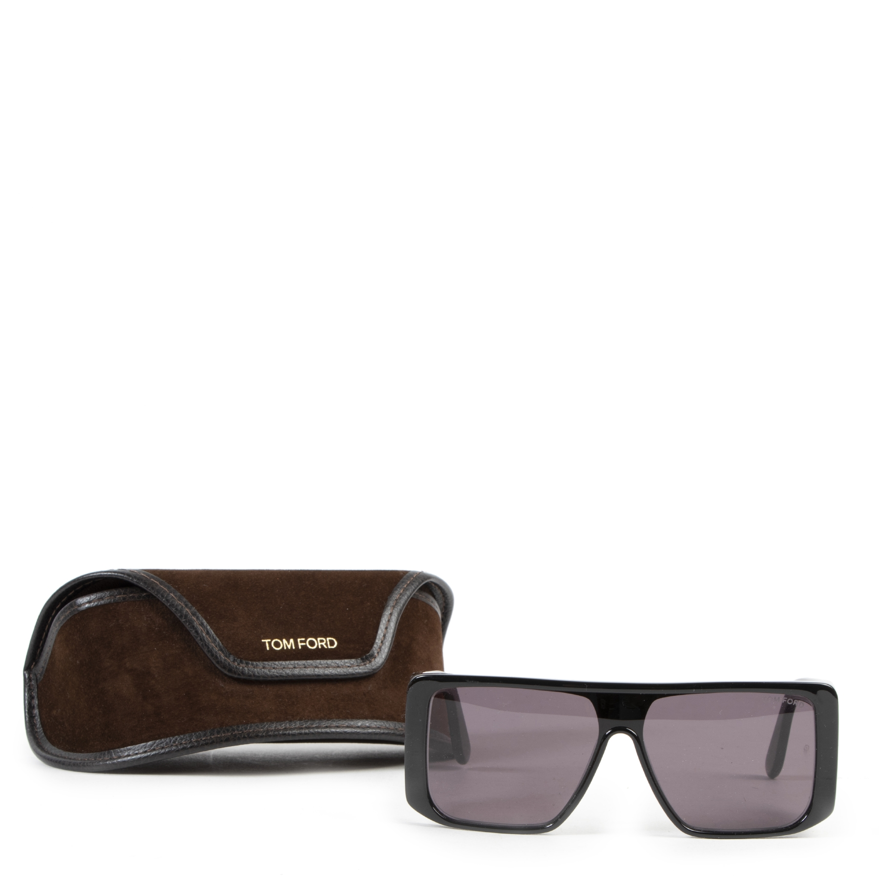 Tom Ford Black Atticus Sunglasses