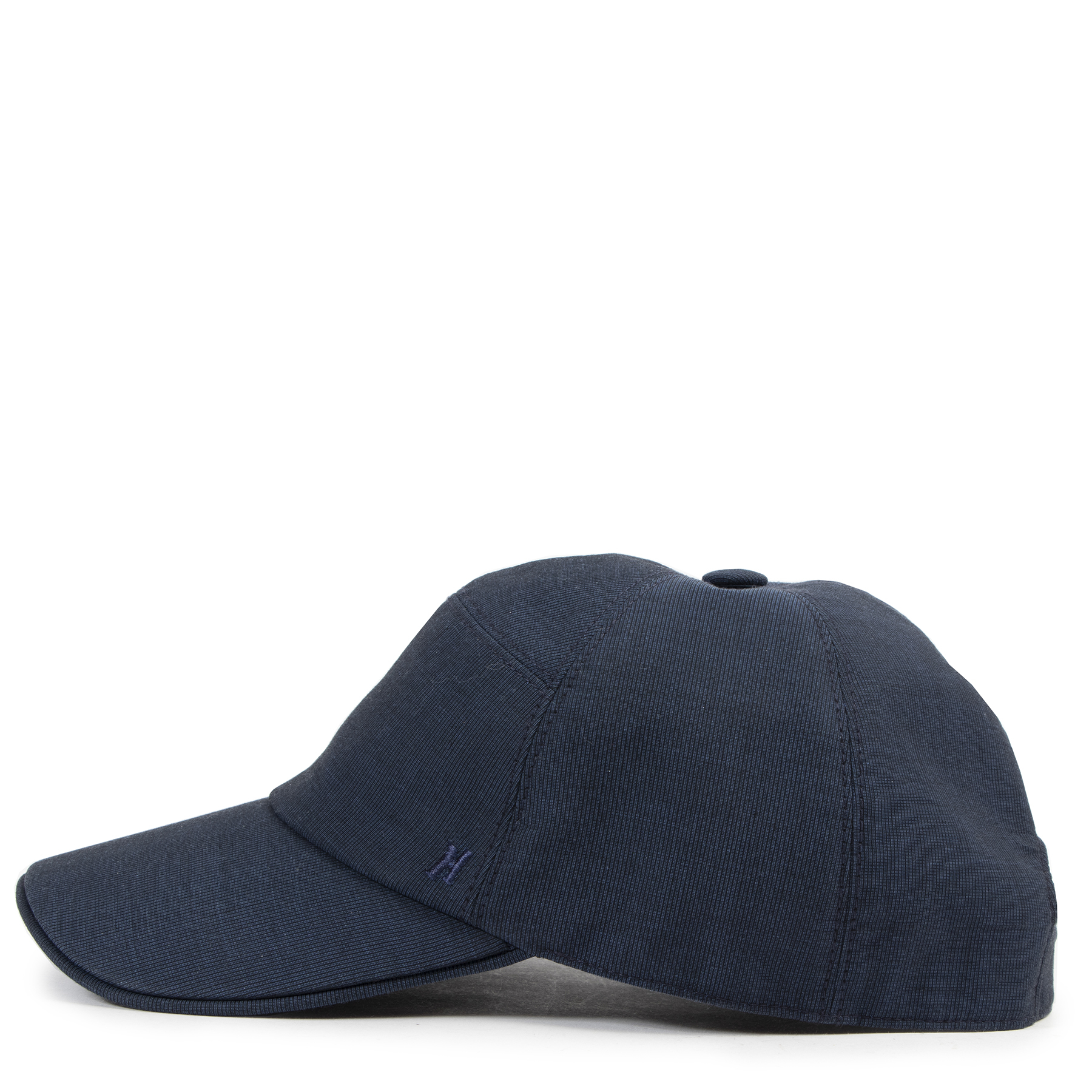 Hermès Blue Cotton Cap