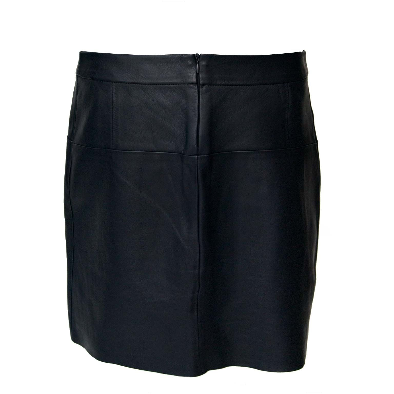 buy and sell celine leather mini skirts at labellov