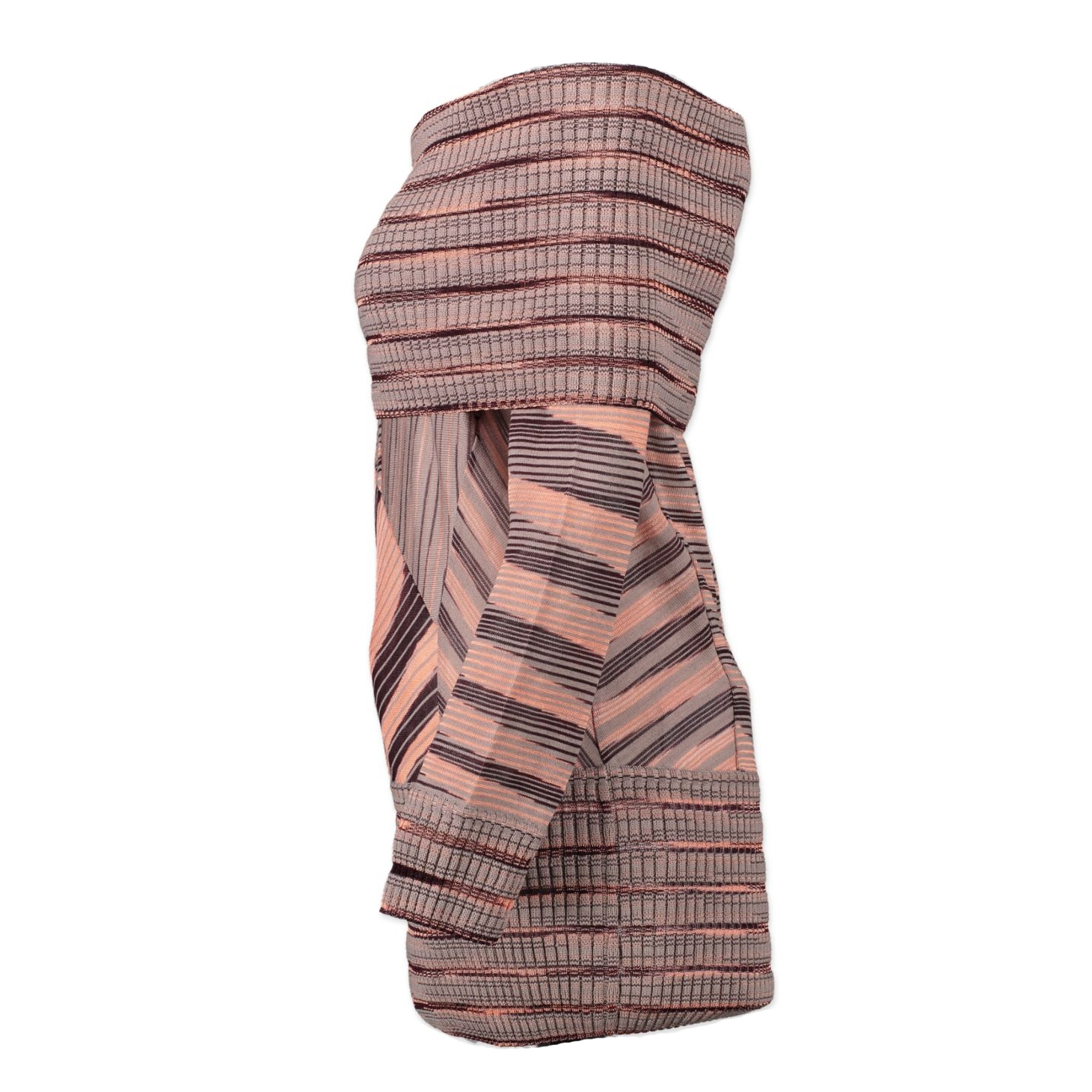 Missoni Multicolor Off-Shoulder Sweater - IT38