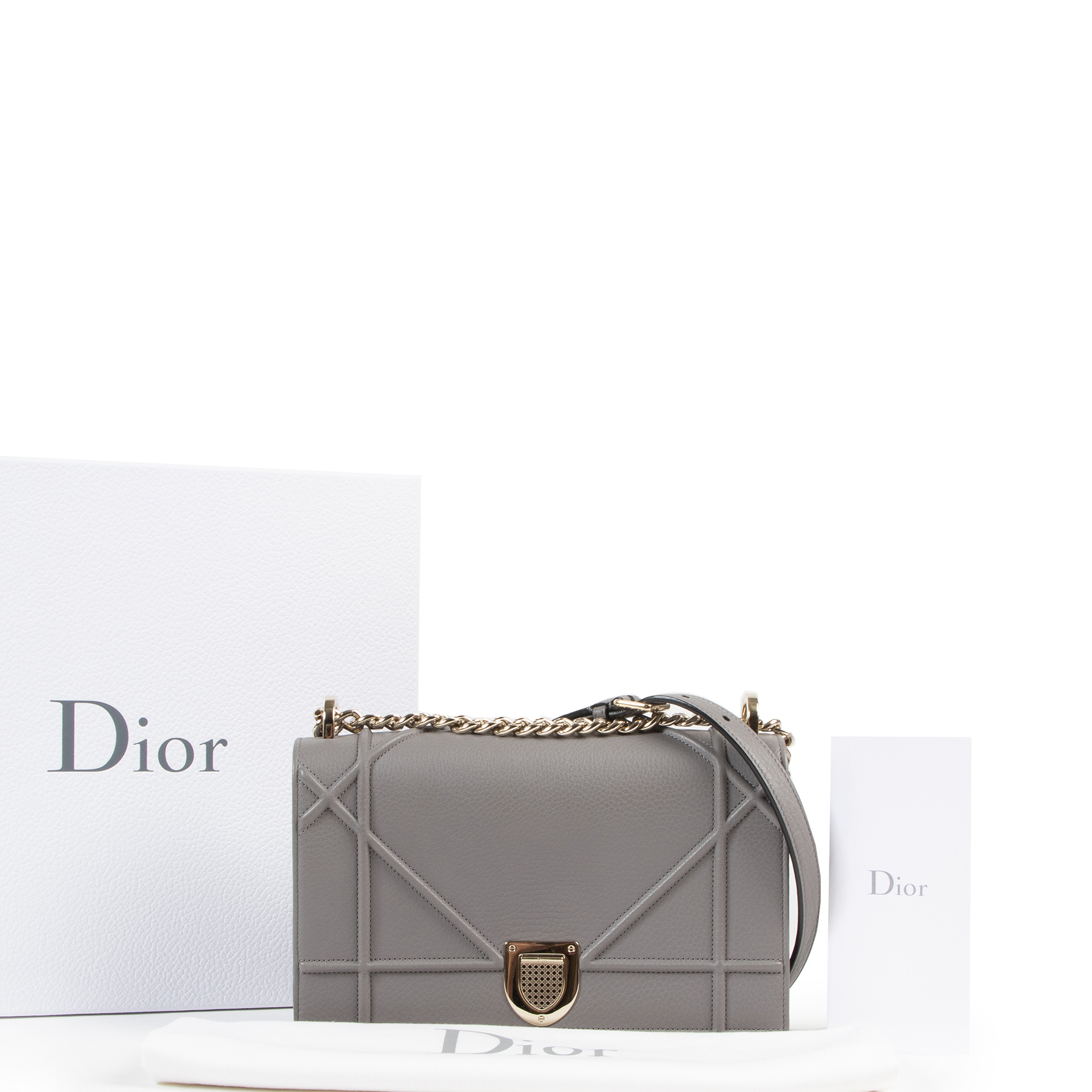 Authentic secondhand Dior designer bags luxury vintage webshop fashion safe secure online shopping designer brands