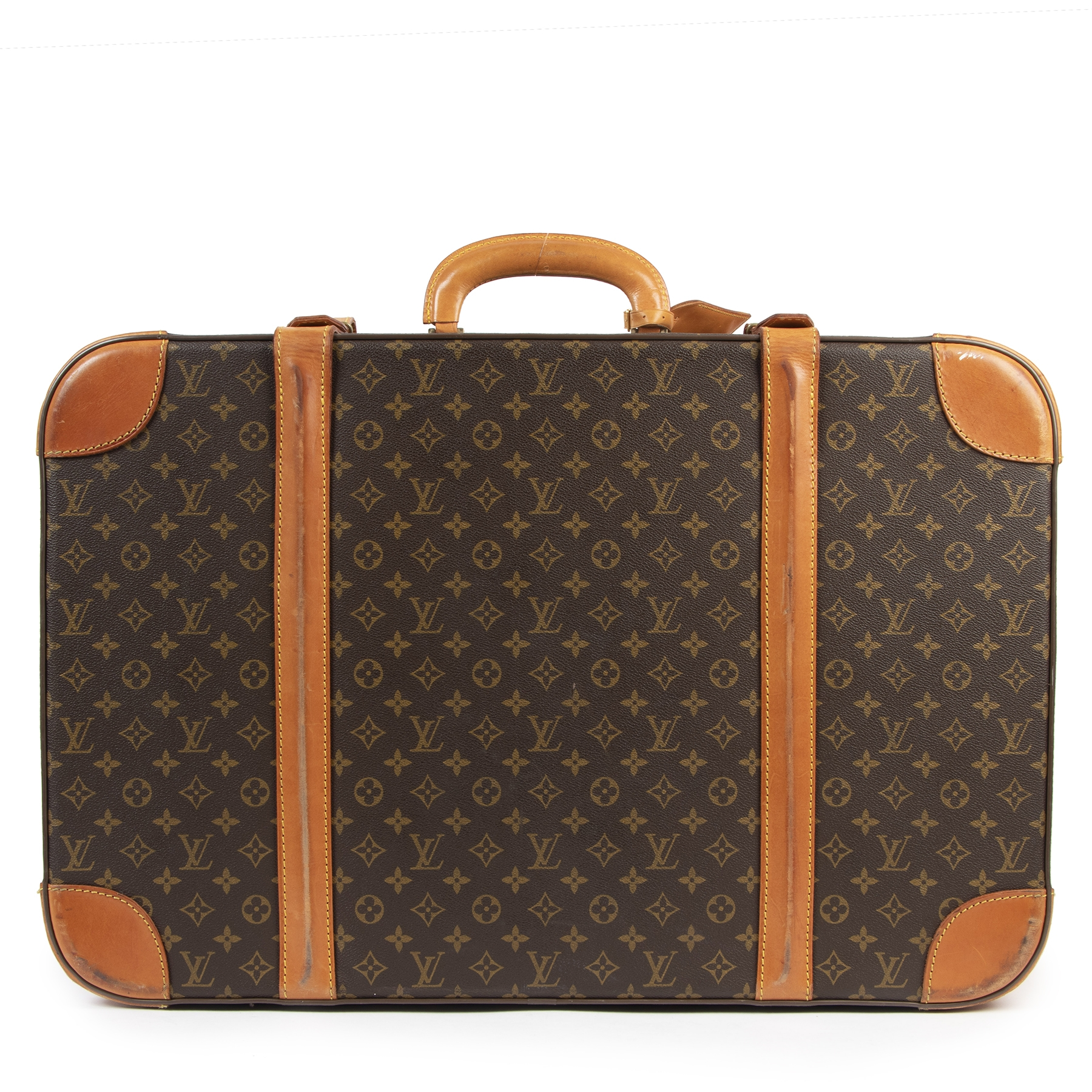 Louis Vuitton Stratos 70 Monogram Suitcase for the best price at Labellov