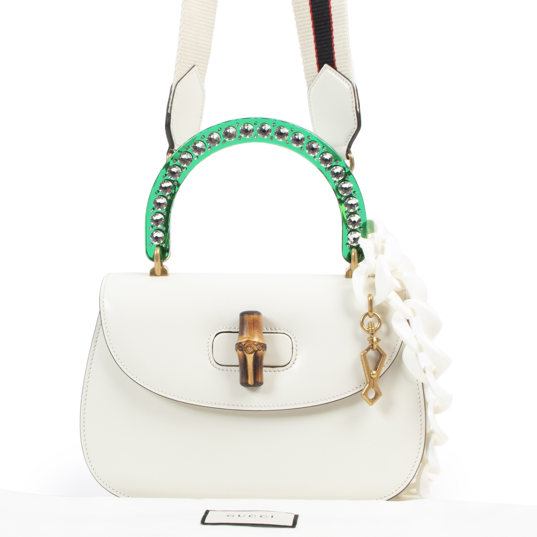 Gucci Medium Classic 2 Top Handle Shoulder Bag  for the best price at labellov