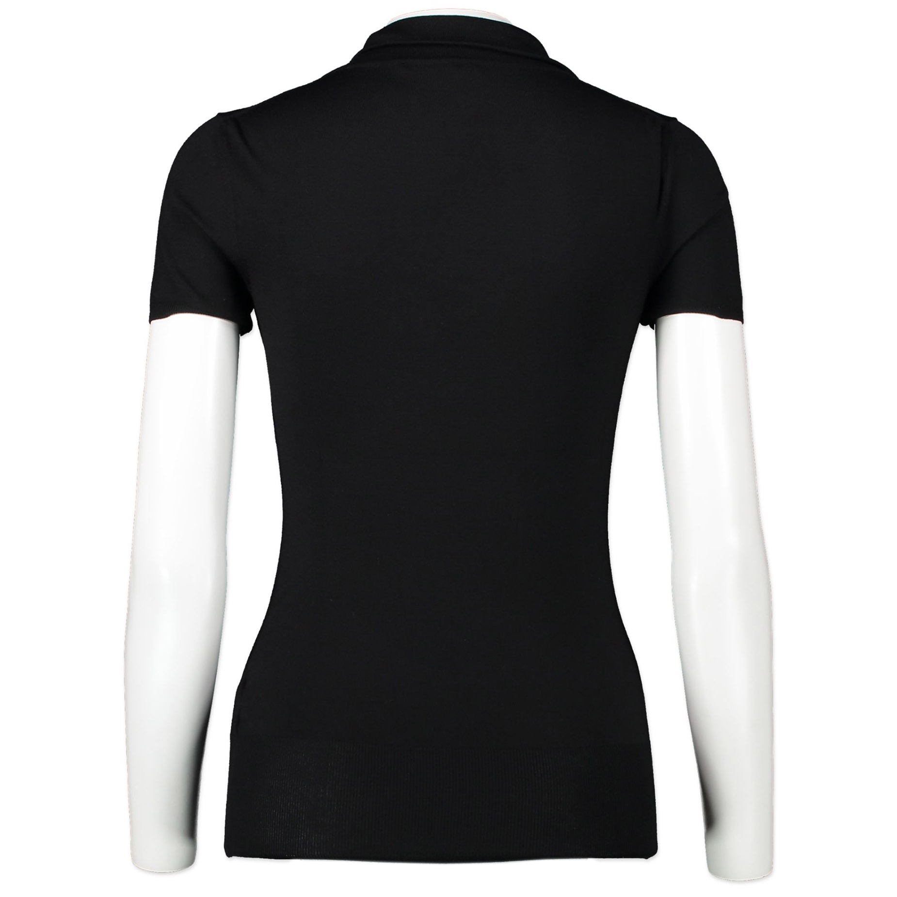 f91604413232 Buy this authentic second-hand vintage Gucci Black Bow Top at online  webshop LabelLOV.