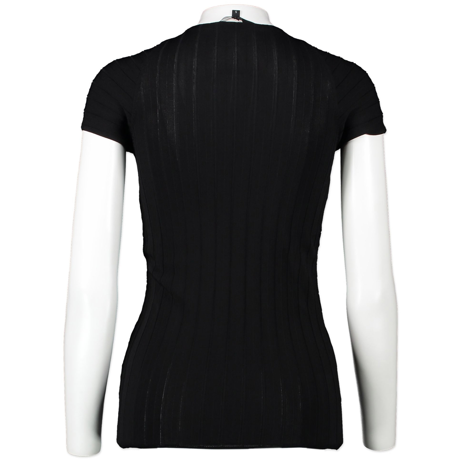 Buy this authentic second-hand vintage Gucci Black Ribbed Top at online webshop LabelLOV. Safe and secure shopping. Koop deze authentieke tweedehands vintage Gucci Black Ribbed Top bij online webshop LabelLOV.