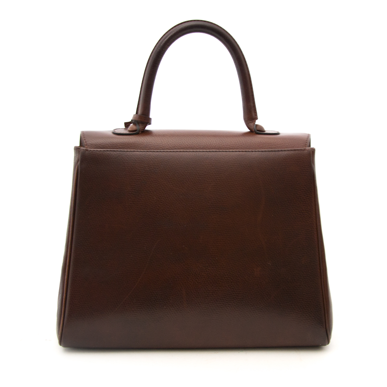 Delvaux Brillant MM Dark Brown te koop online bij luxewebshop www.labellov.com of in de showroom in Antwerpen, luxe tassen aan betaalbare prijzen met wereldwijde verzending.