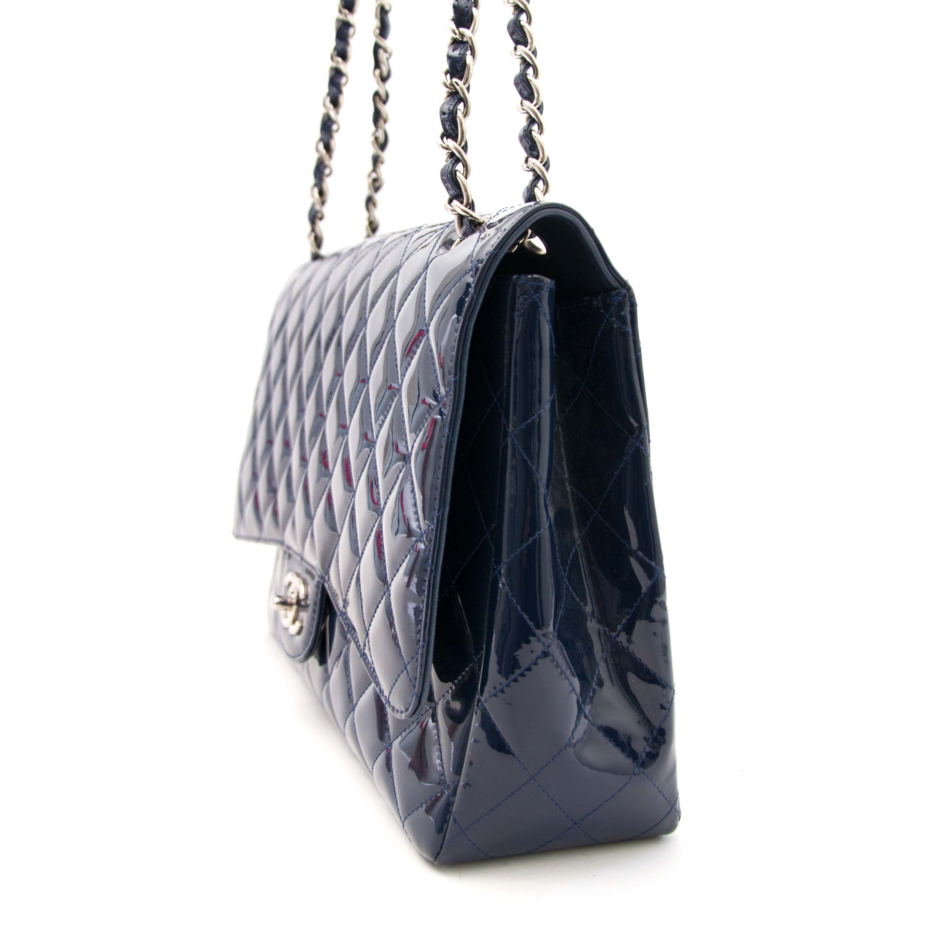 Chanel Maxi single flap bag d'occasion en ligne