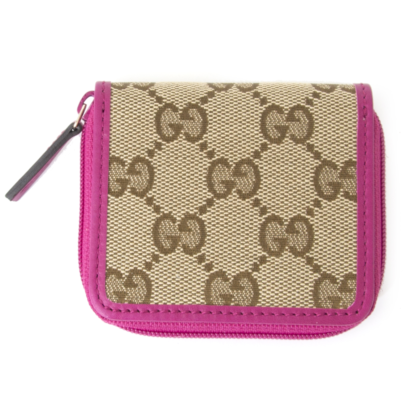 Buy authentic Gucci wallet at the right price at LabelLOV vintage webshop. Luxe, vintage, fashion. Safe and secure online shopping. Antwerp, Belgium