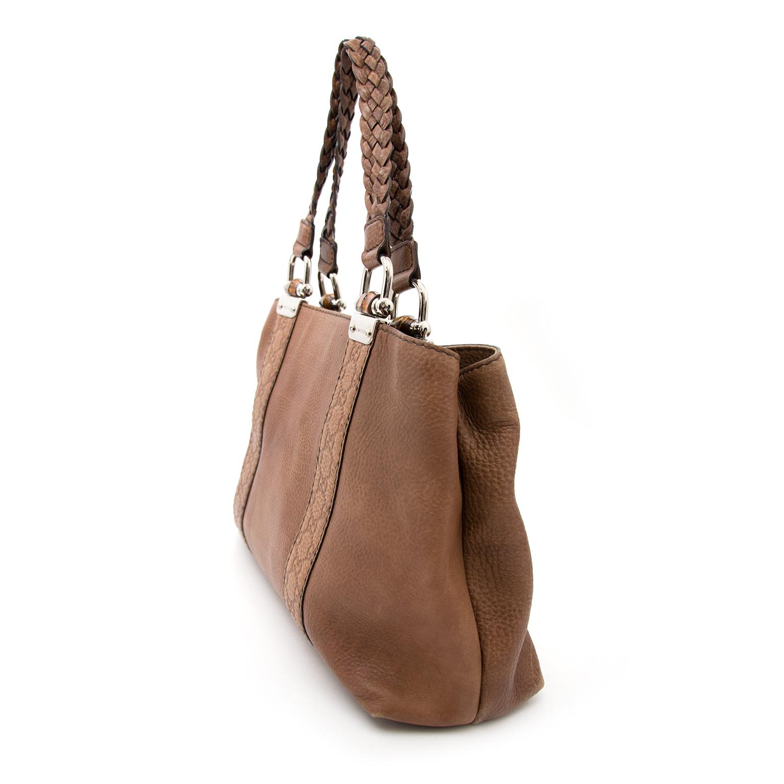 op zoek naar een tweedehands designer handtas aan de beste prijs ?