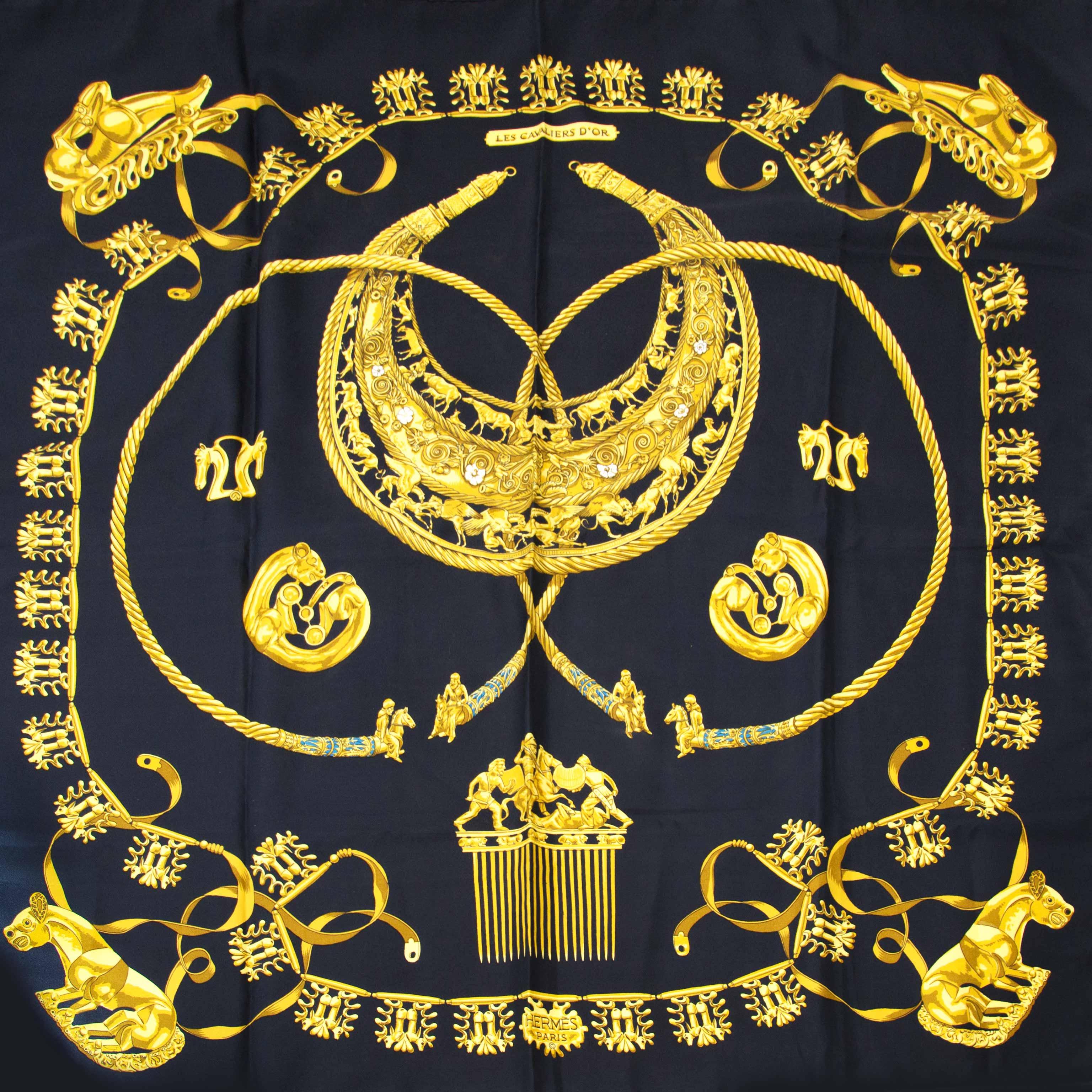 Prachtige authentieke sjaal van hermes nu te koop op labellov.com