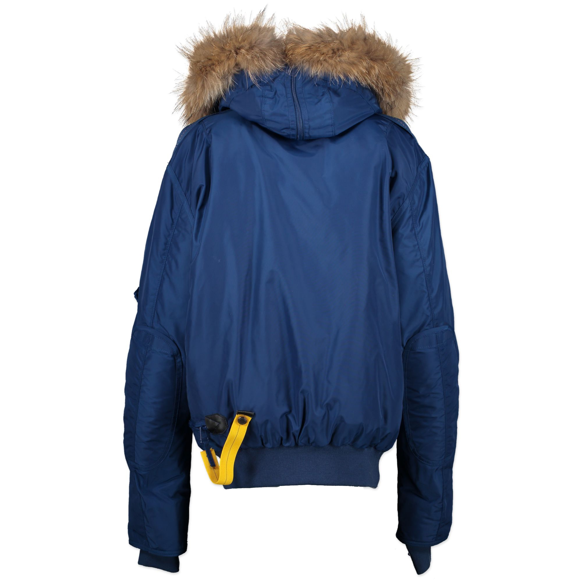 Parajumpers Blue Puffer Jacket - Size L