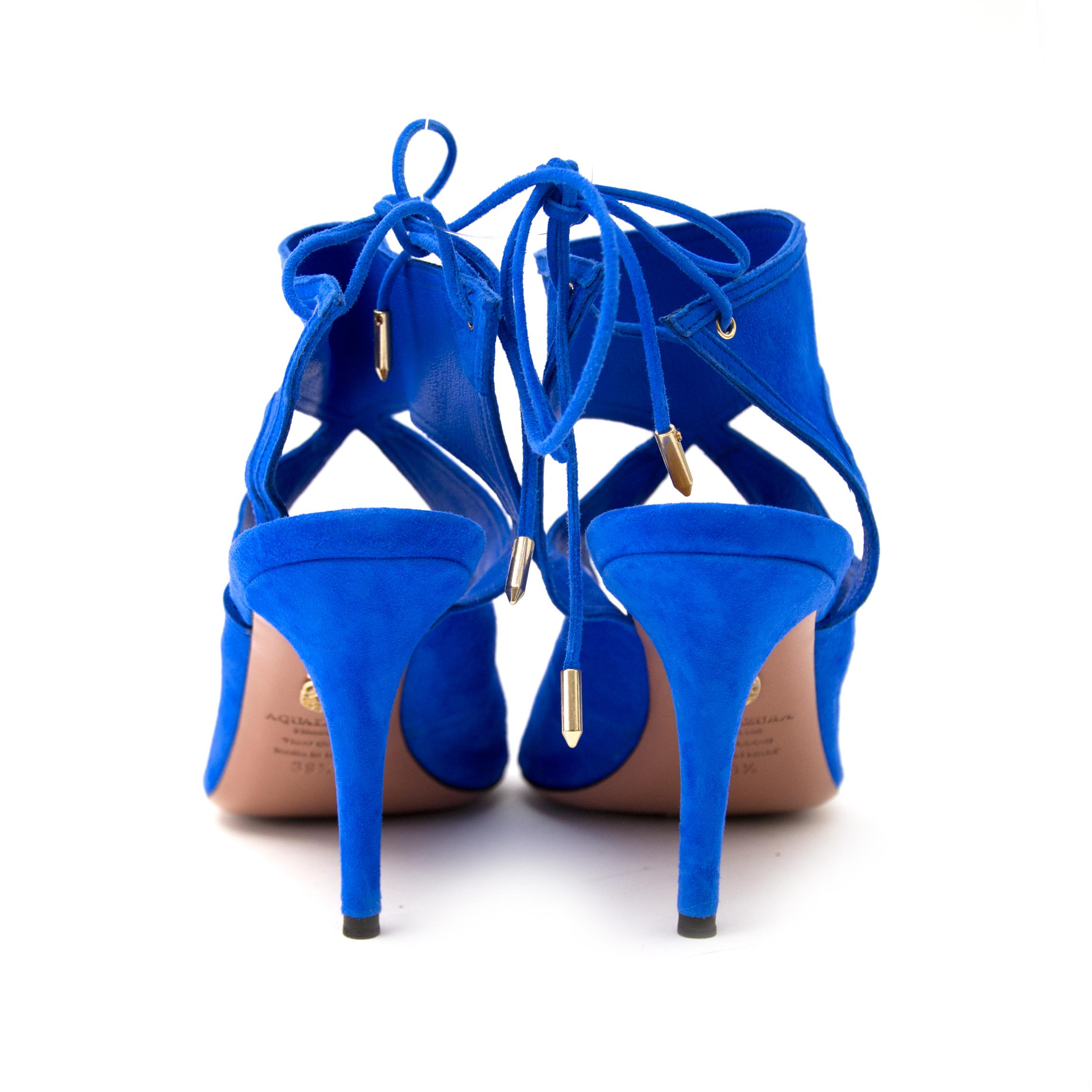 Acheter secur en ligne votre Aquazurra