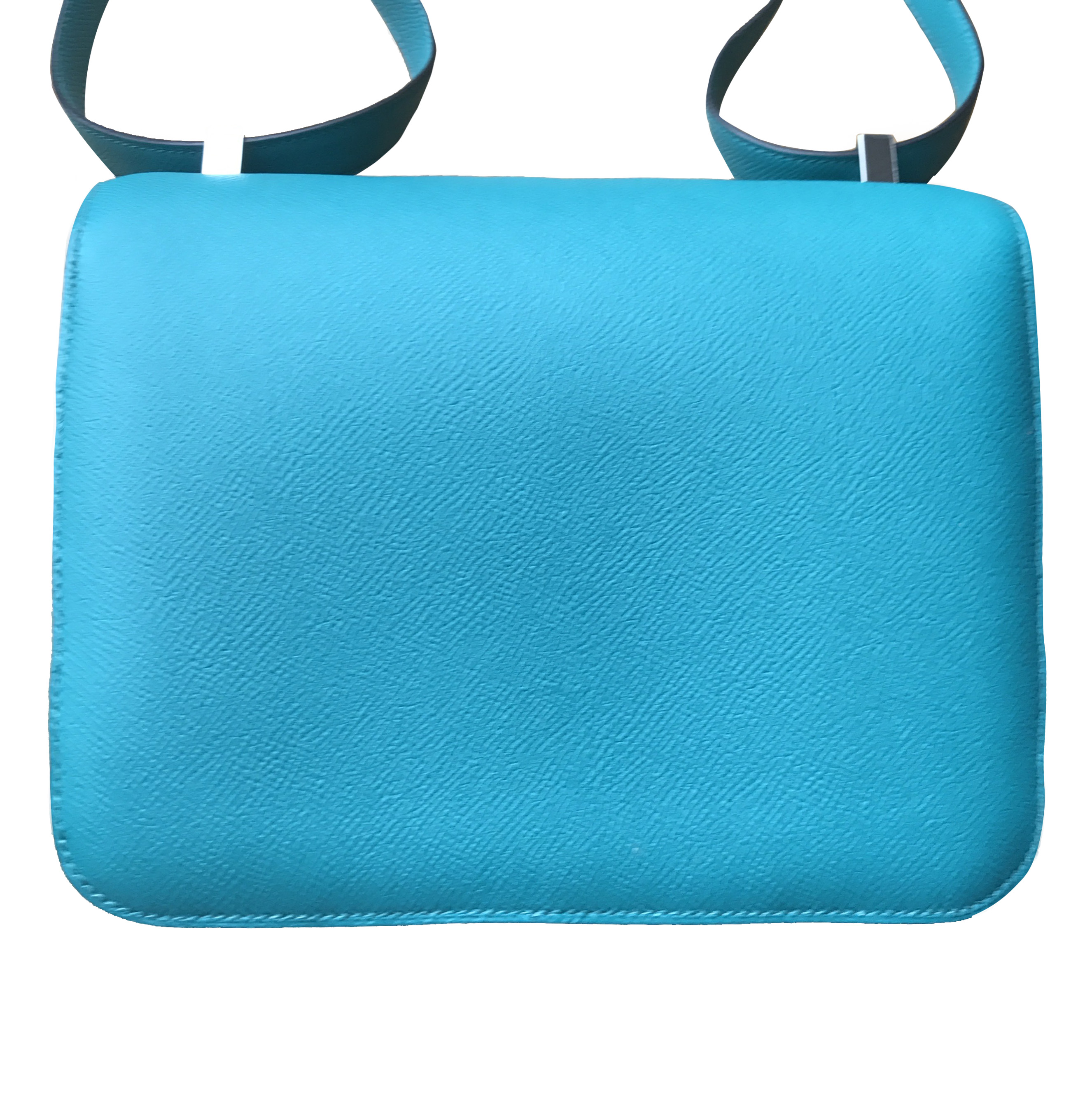 hermès constance 24 blue paon & mint now online at labellov.com