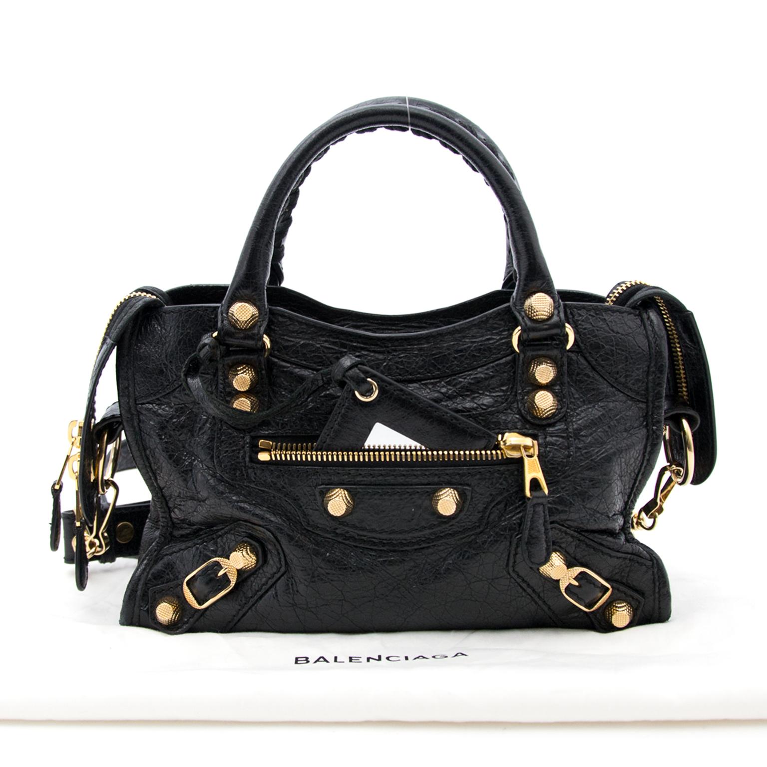 Koop authentieke Balenciaga handtassen bij Labellov.com