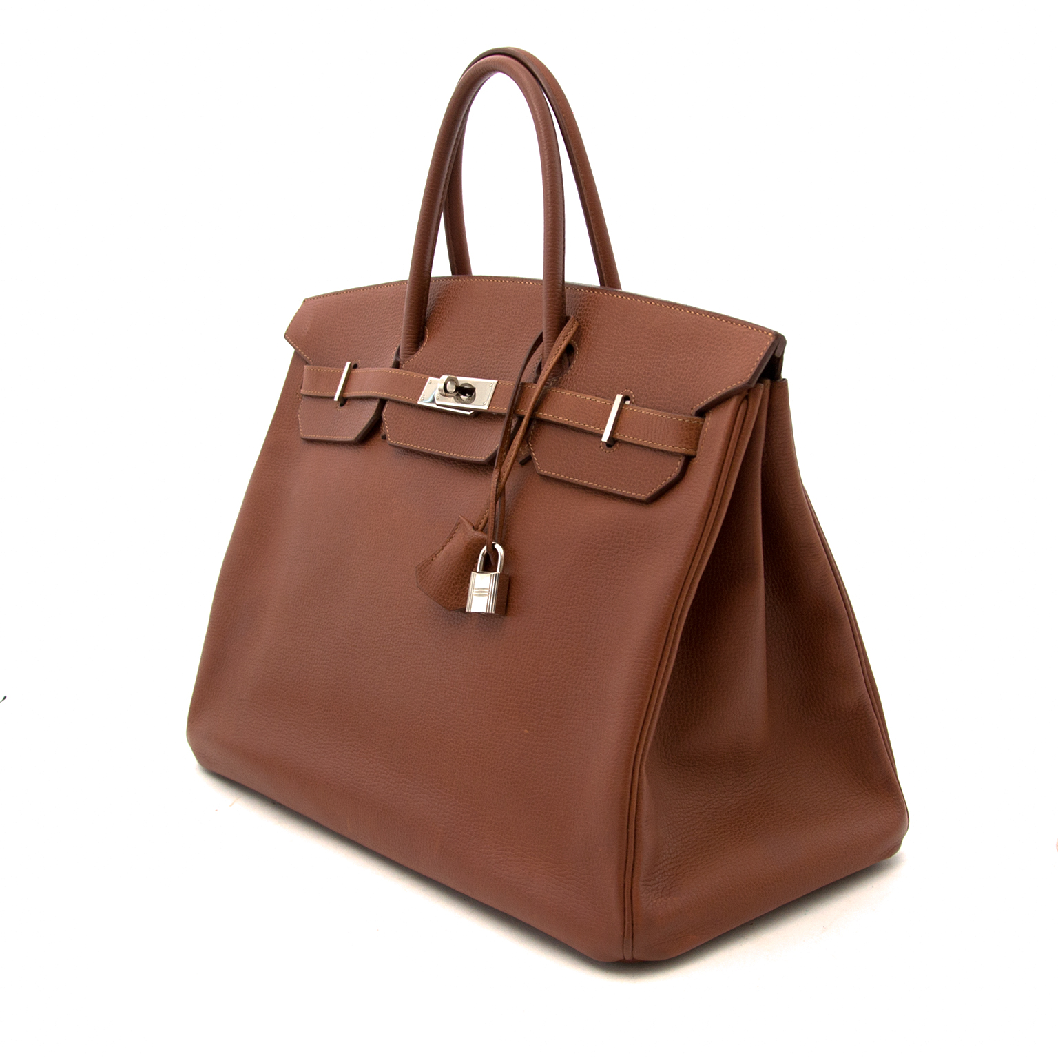Buy your hermes birkin marron veau fjord 40 phw right now at labellov.com