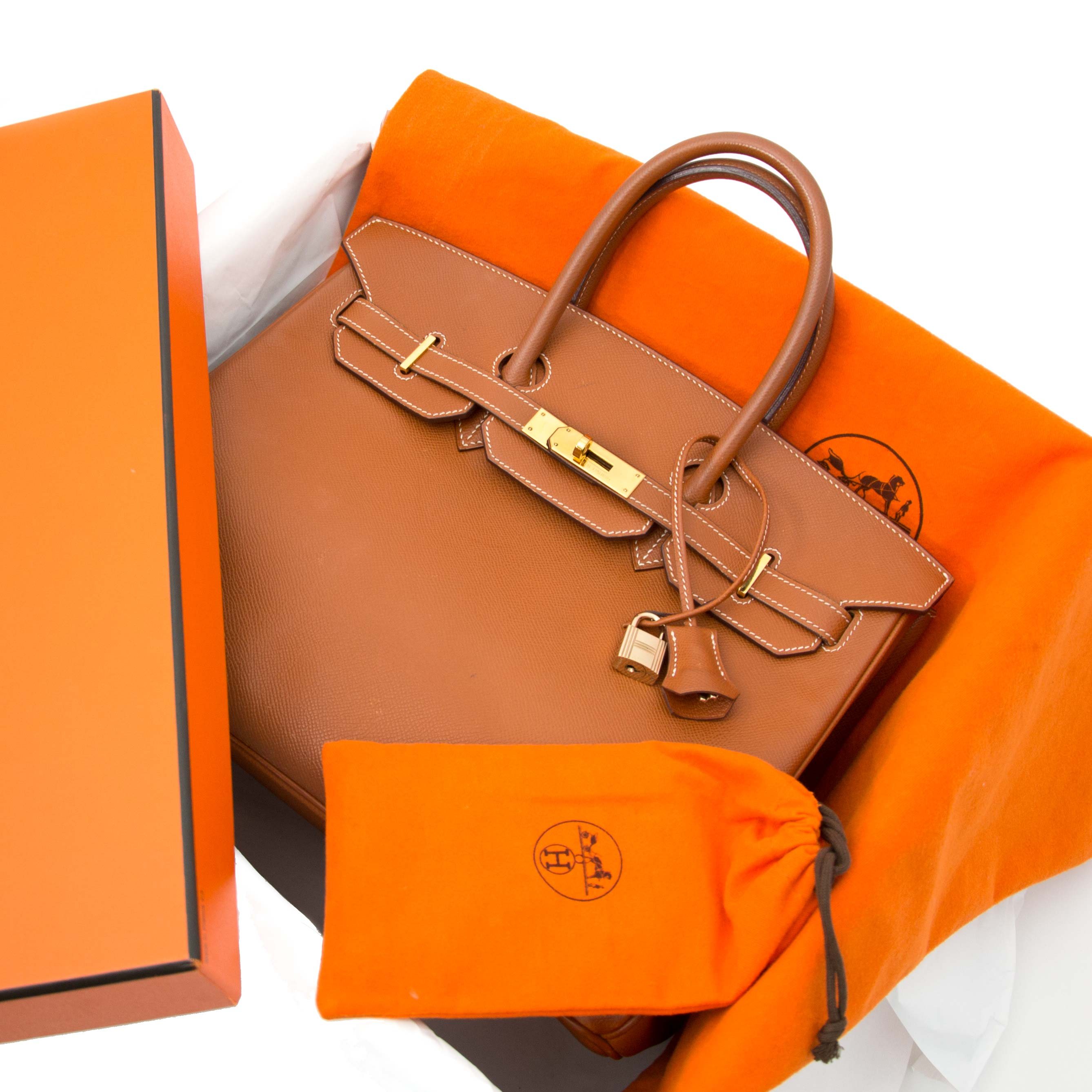 Shop safe and secure online at labellov.com hermes birkin 35 epsom gold ghw