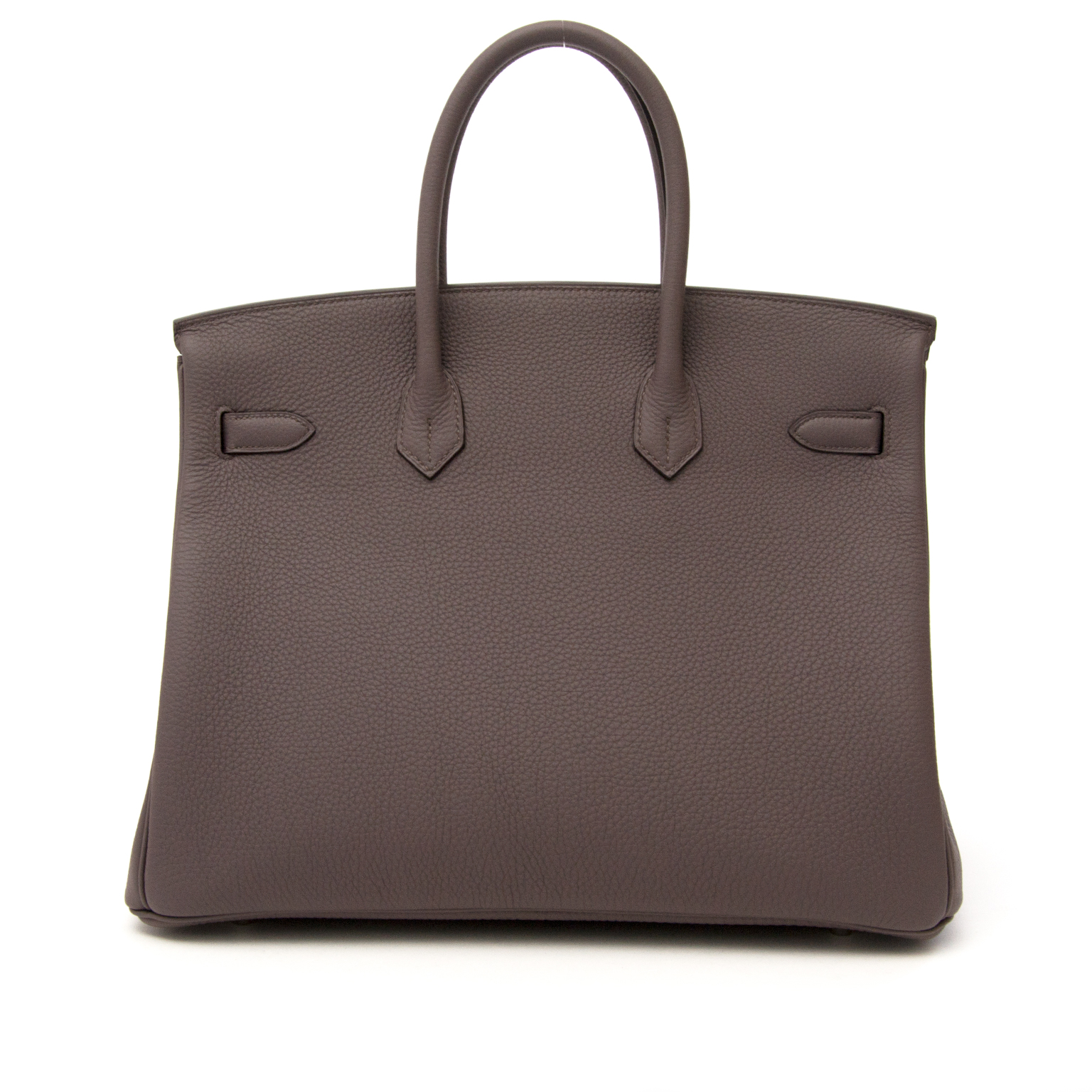 shop safe online at the best price brand new Brand New Hermès Birkin Togo 35 PHW Etain