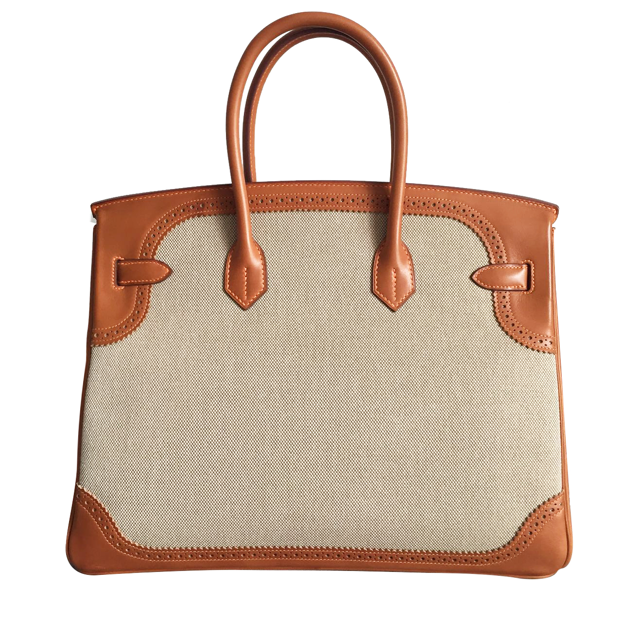 Worldwide shipping and secure payment when you buy this Hermes Birkin 35 Barenia Ghillis PHW
