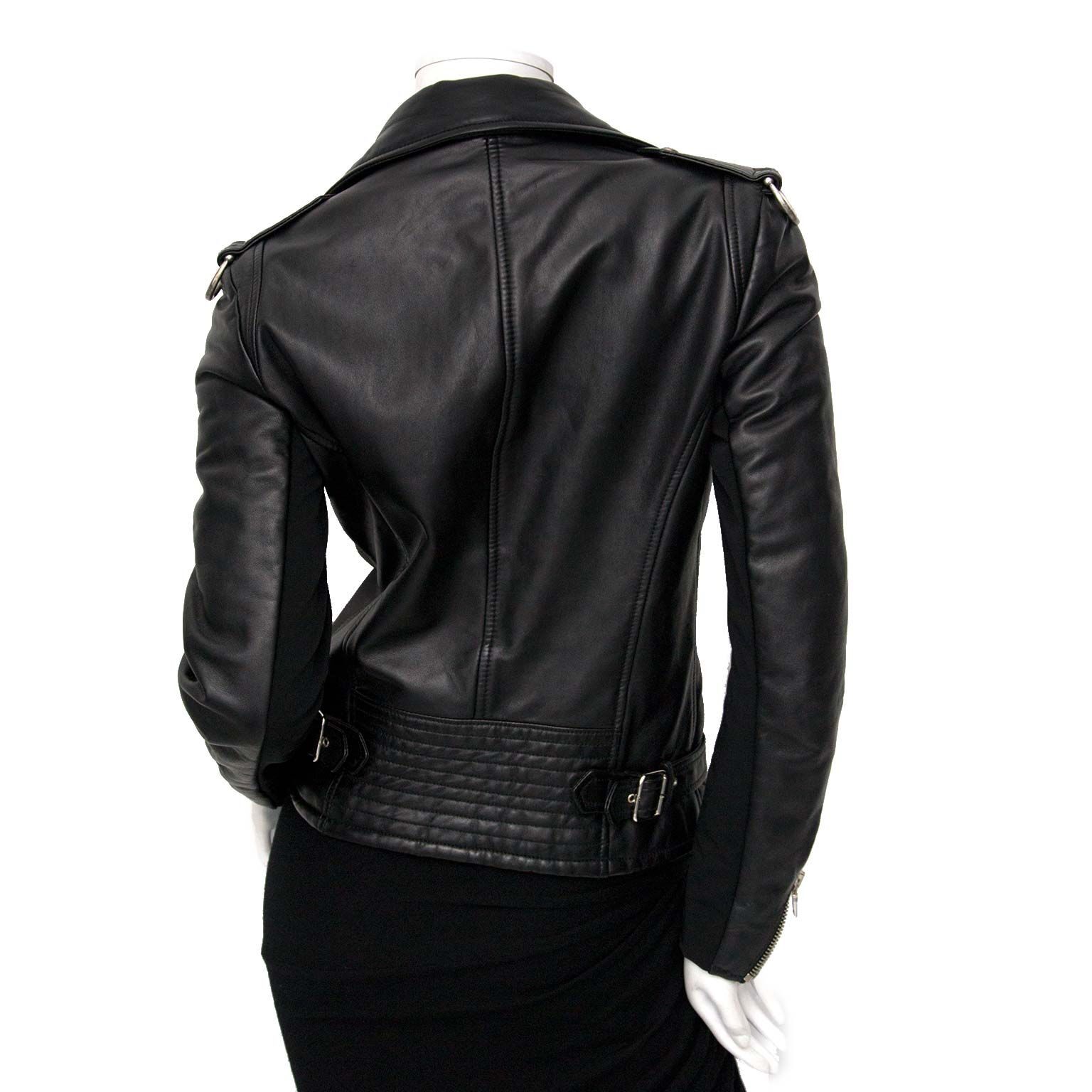 buy and sell john richmond leather jackets at labellov