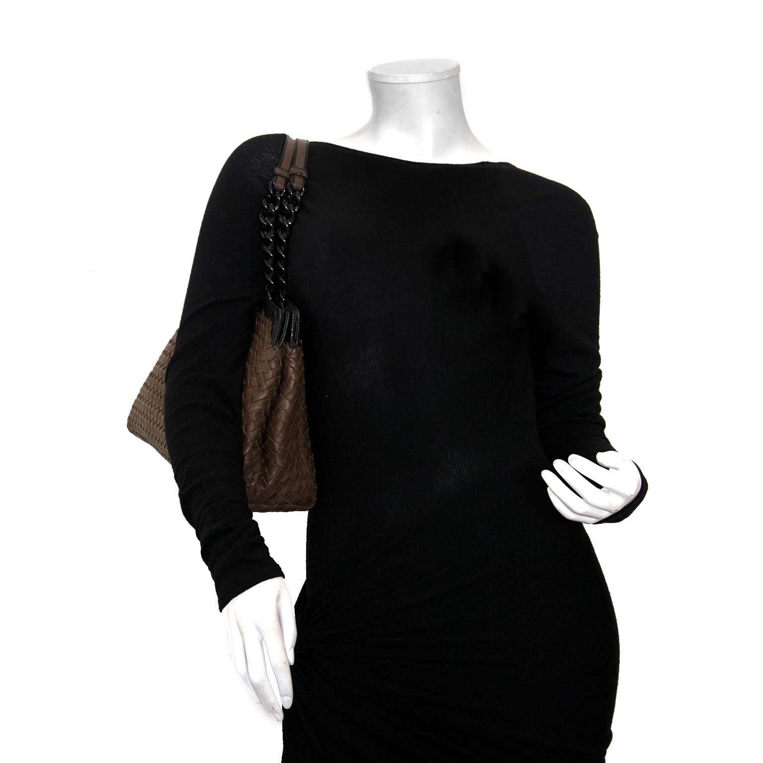 Bottega veneta tassen bij Labellov vintage mode webshop