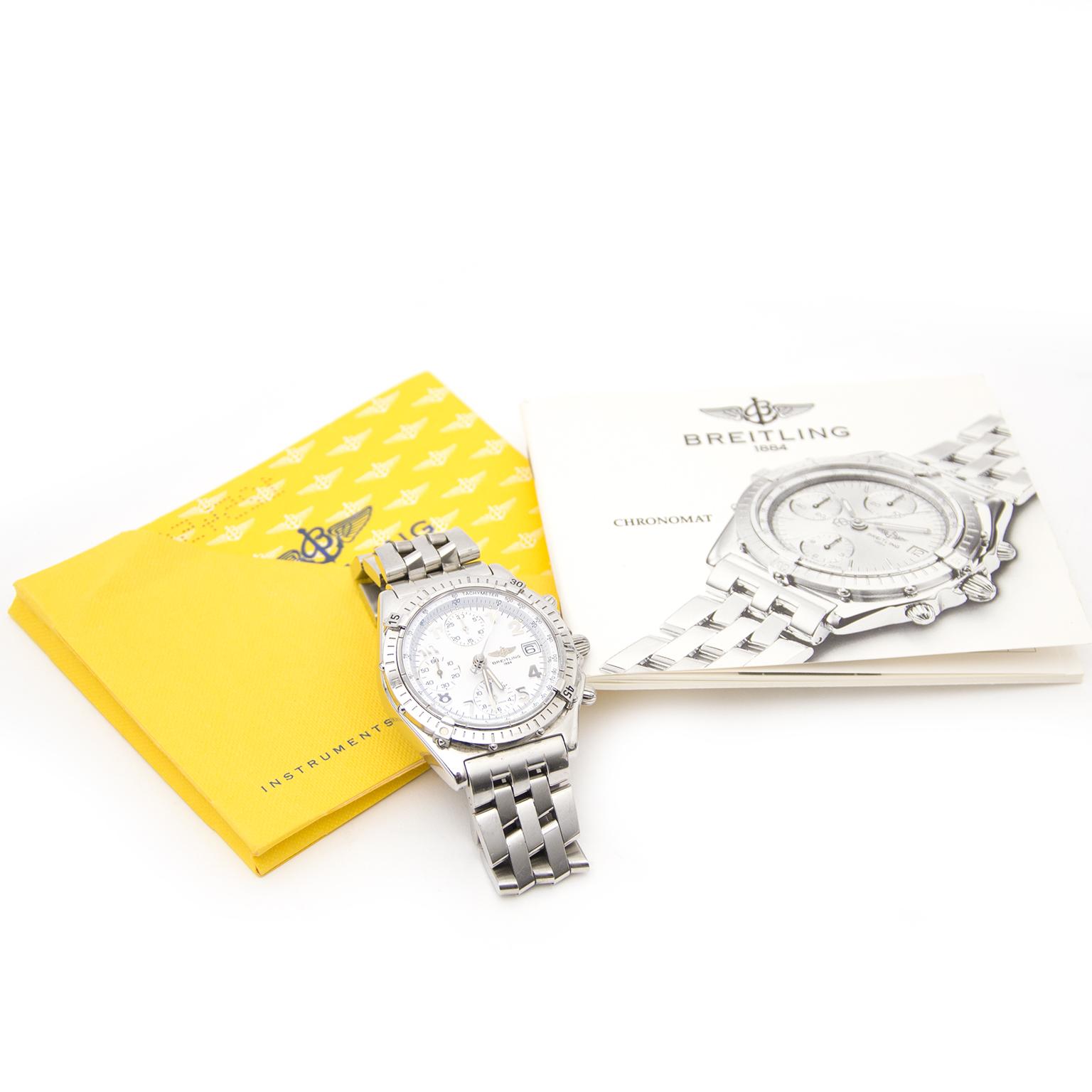 koop online aan de beste prijs jou tweedehands Cartier Roadster Men's Watch