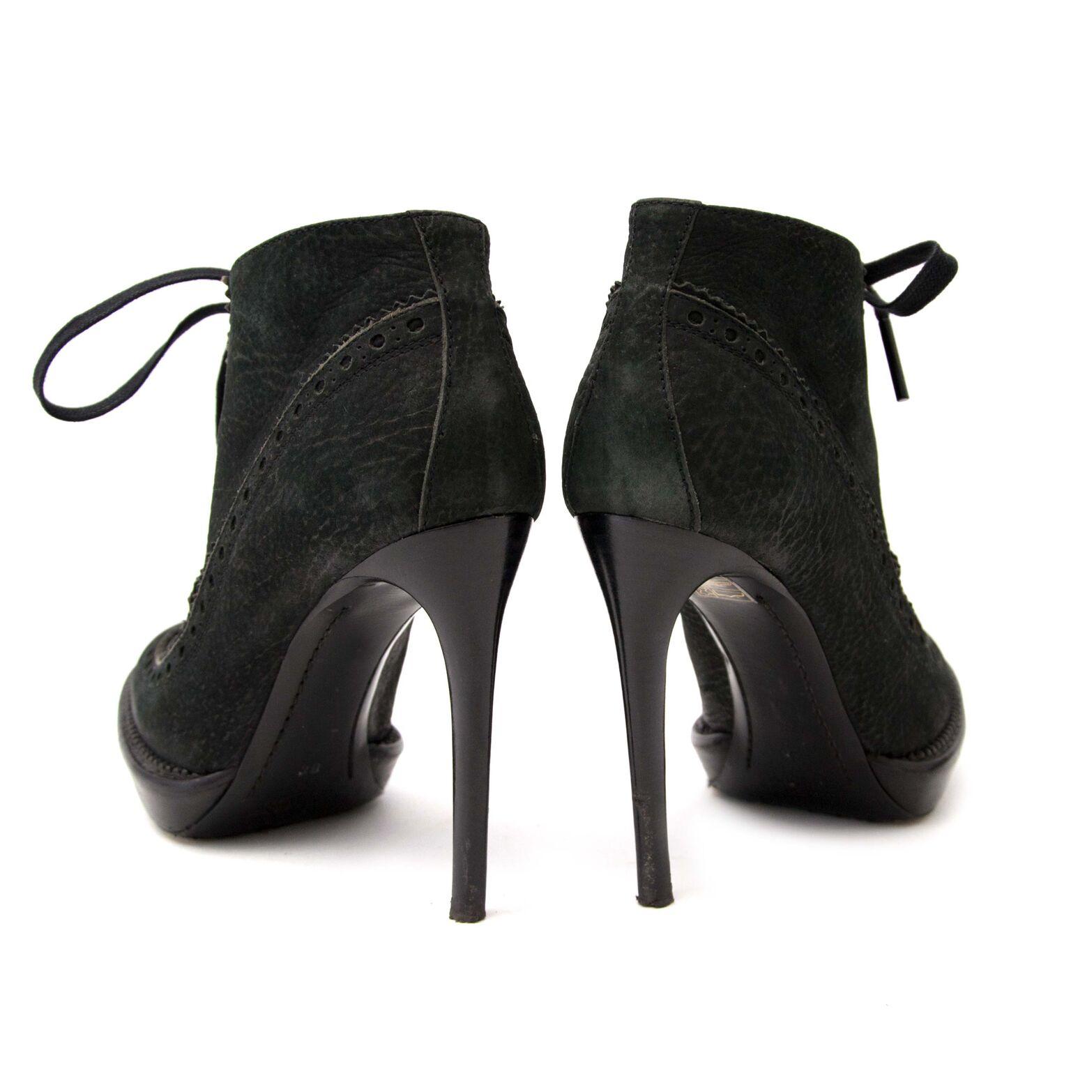 Achetez votre bottes de Burberry chez labellov.com