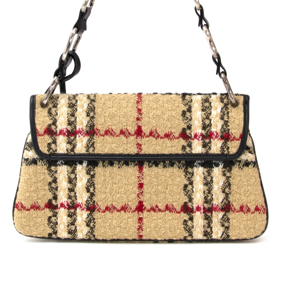 Authentic secondhand Burberry handbag  good price safe online shopping Labellov webshop luxury brands shopping Antwerpen België fashion