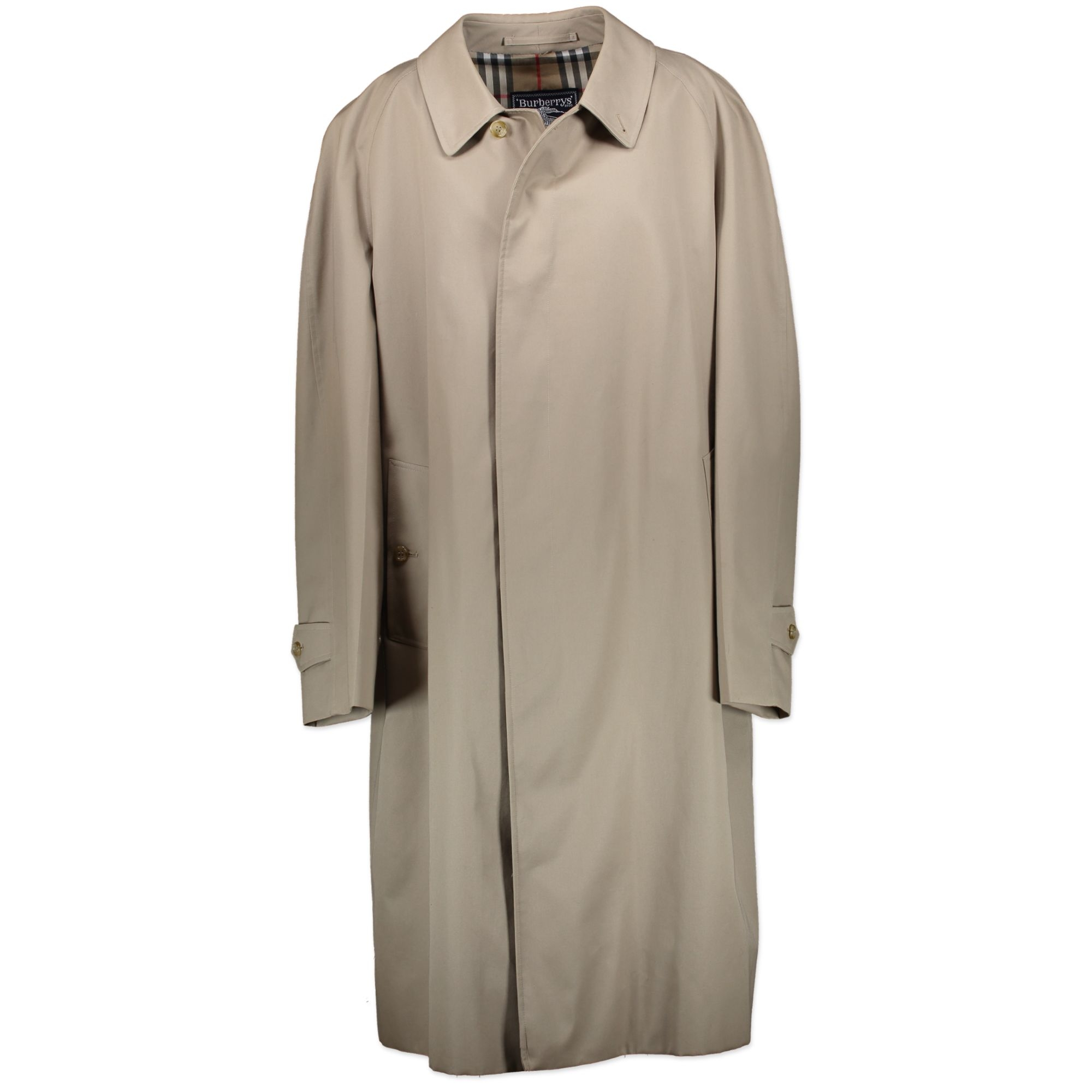 Buy authentic secondhand Burberry trench coat at Labellov vintage designer webshop for the right prices safe and secure online shopping.