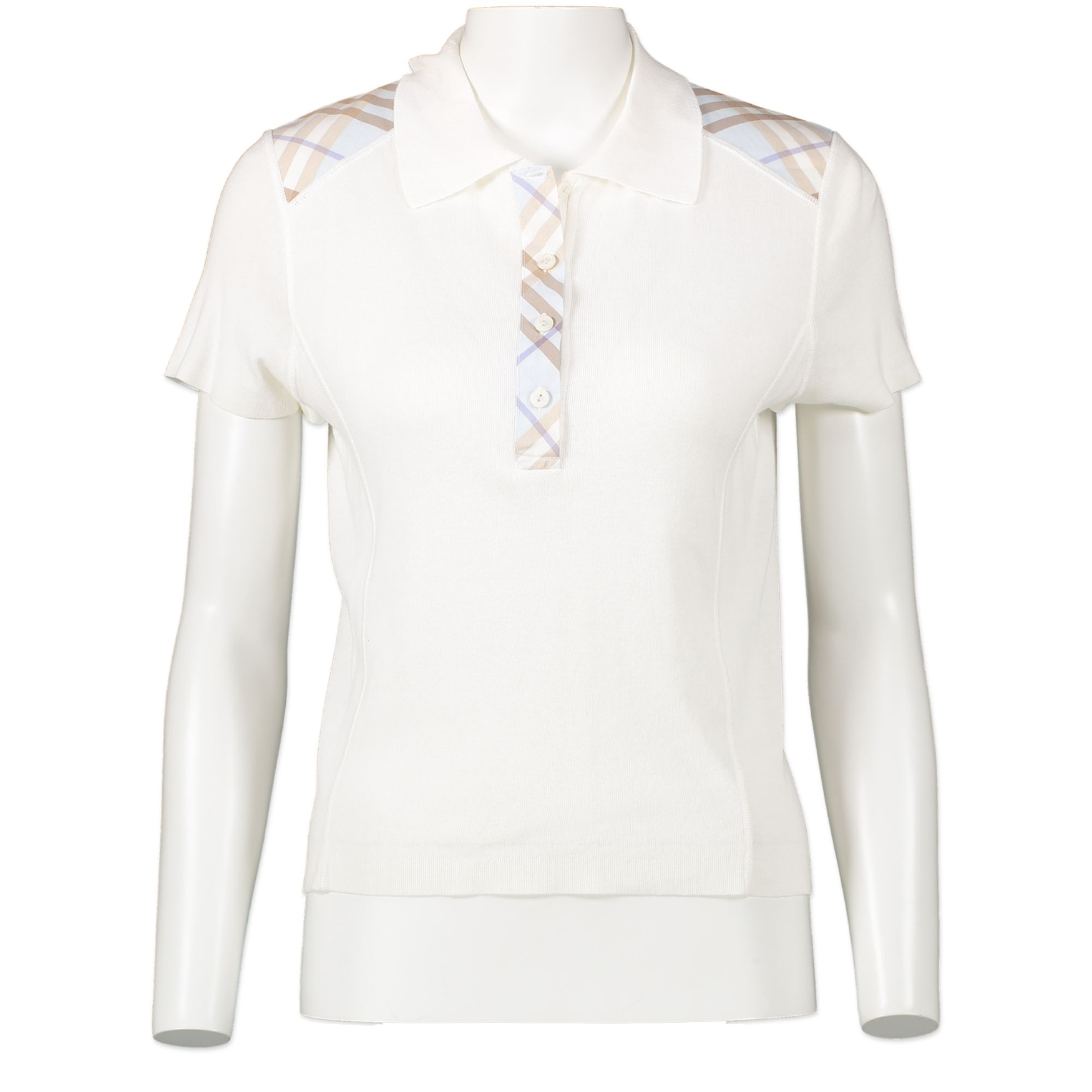 Burberry Polo + Sweater - Size M / L
