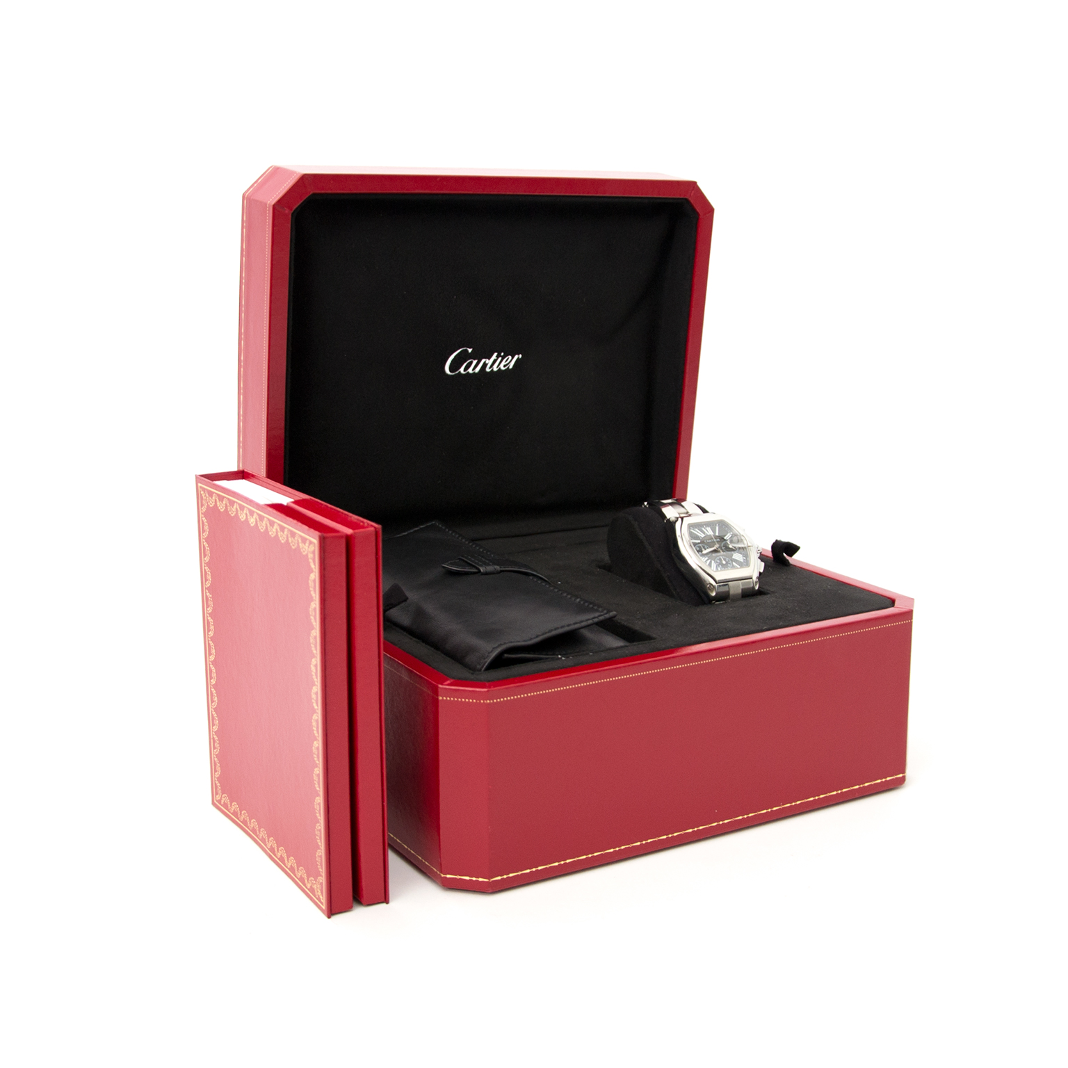 shop safe online at the best price Cartier Roadster Men's Watch