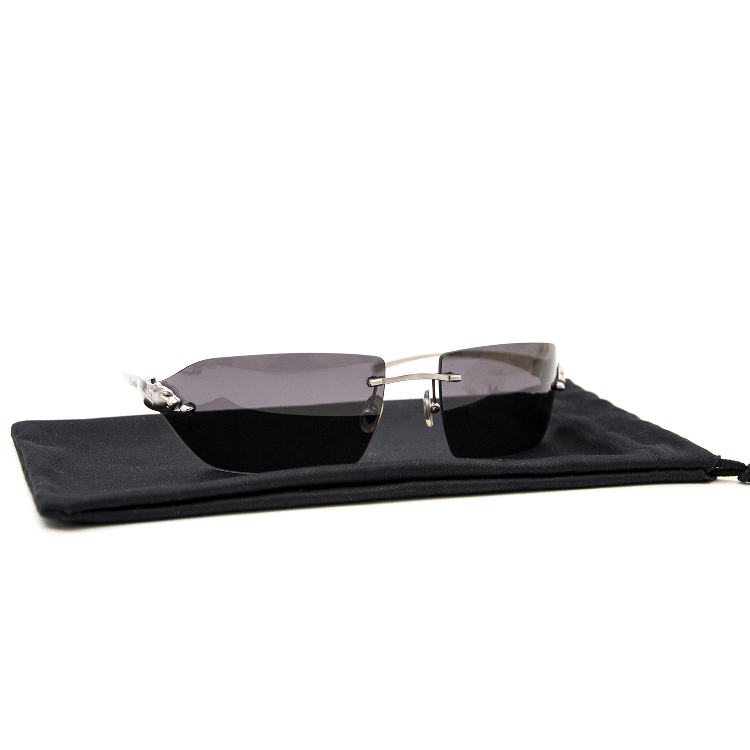cartier panthere de cartier sunglasses now online at labellov.com for the best price