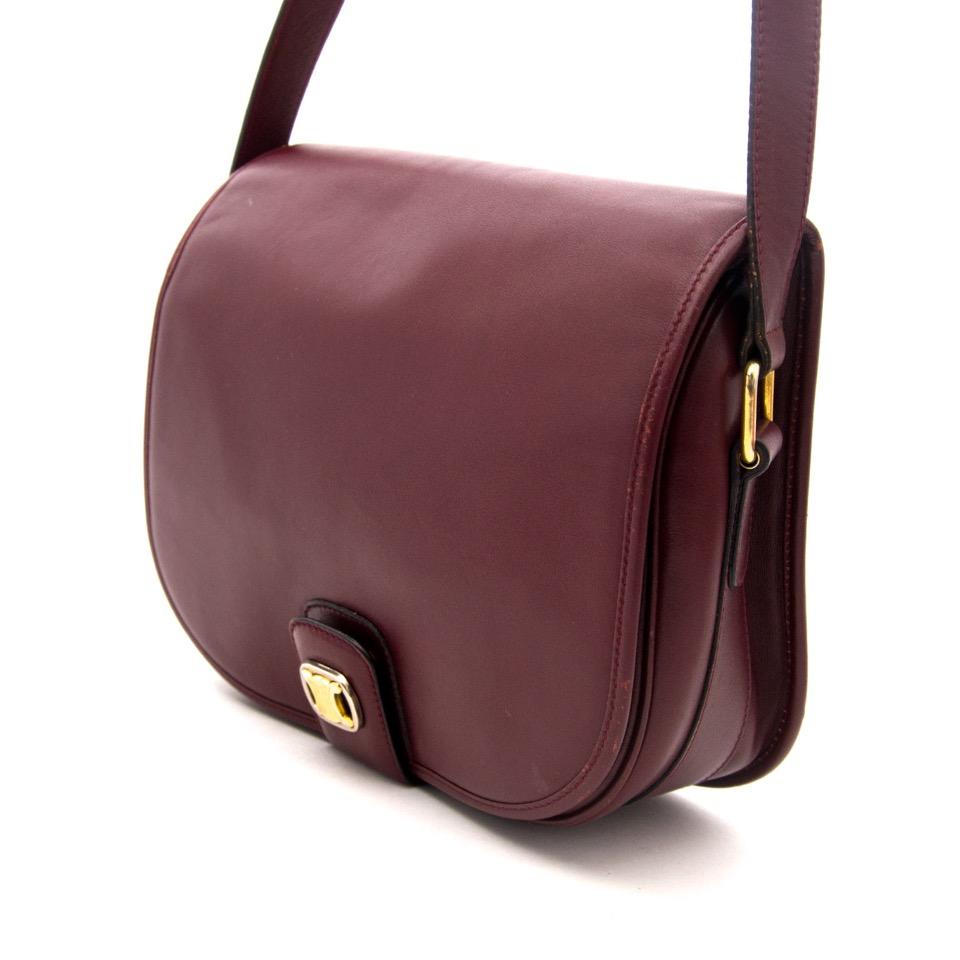 81ab5dc3b7 Safe and secure online Vintage Céline shoulder bags for the best price at Labellov  webshop. Safe and secure online