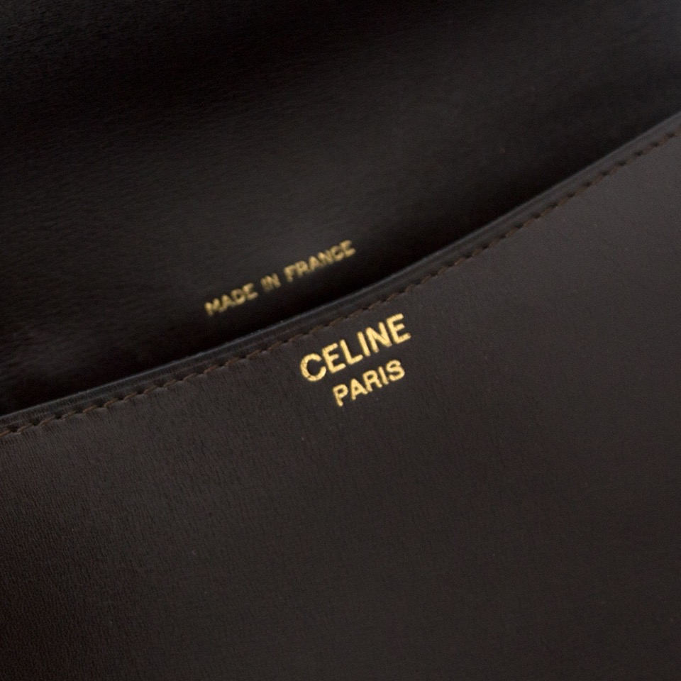 1bb727fb29 Safe and secure online Vintage Céline shoulder bags for the best price at Labellov  webshop. Safe and secure online