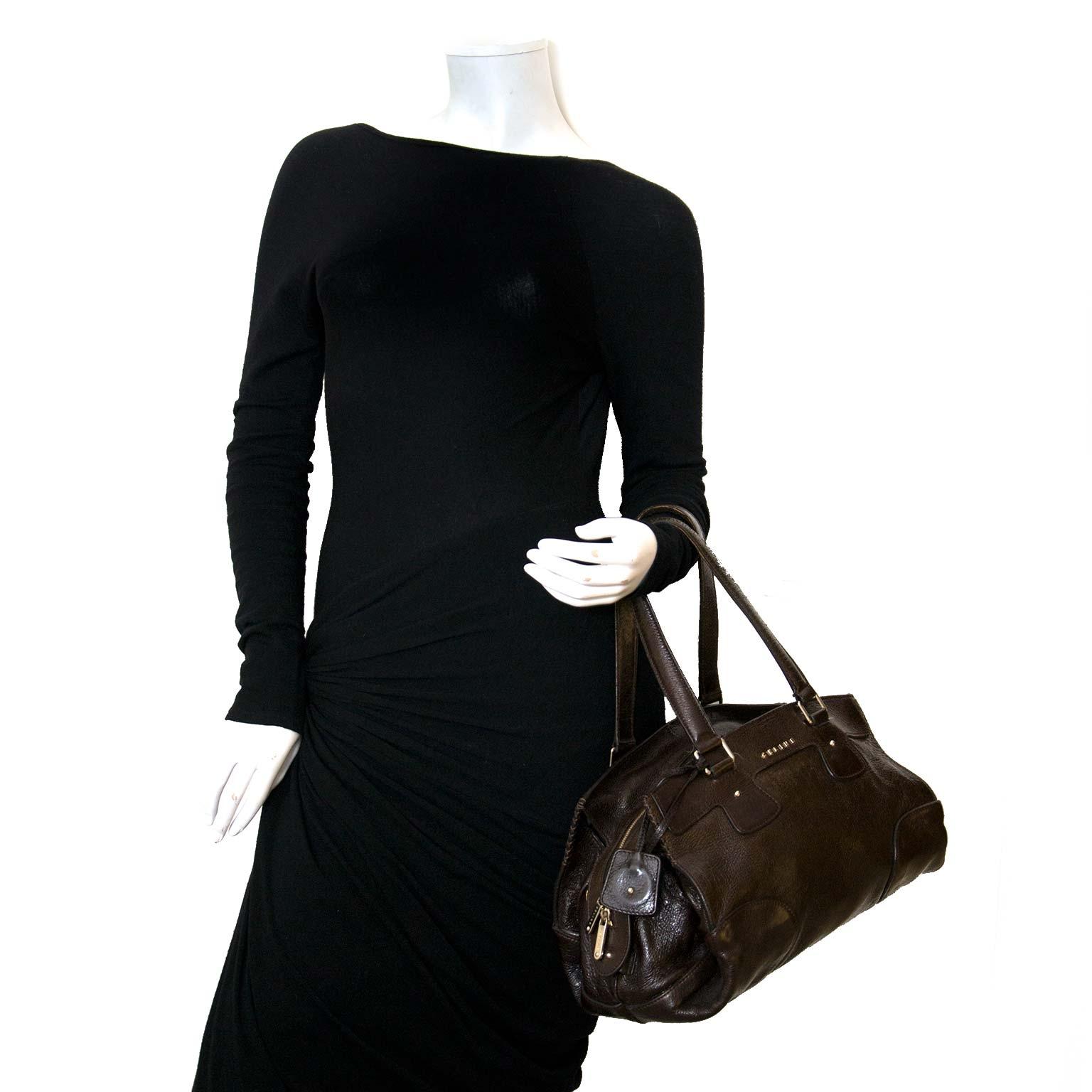 Koop authentieke Céline tassen nu online bij Labellov vintage webshop
