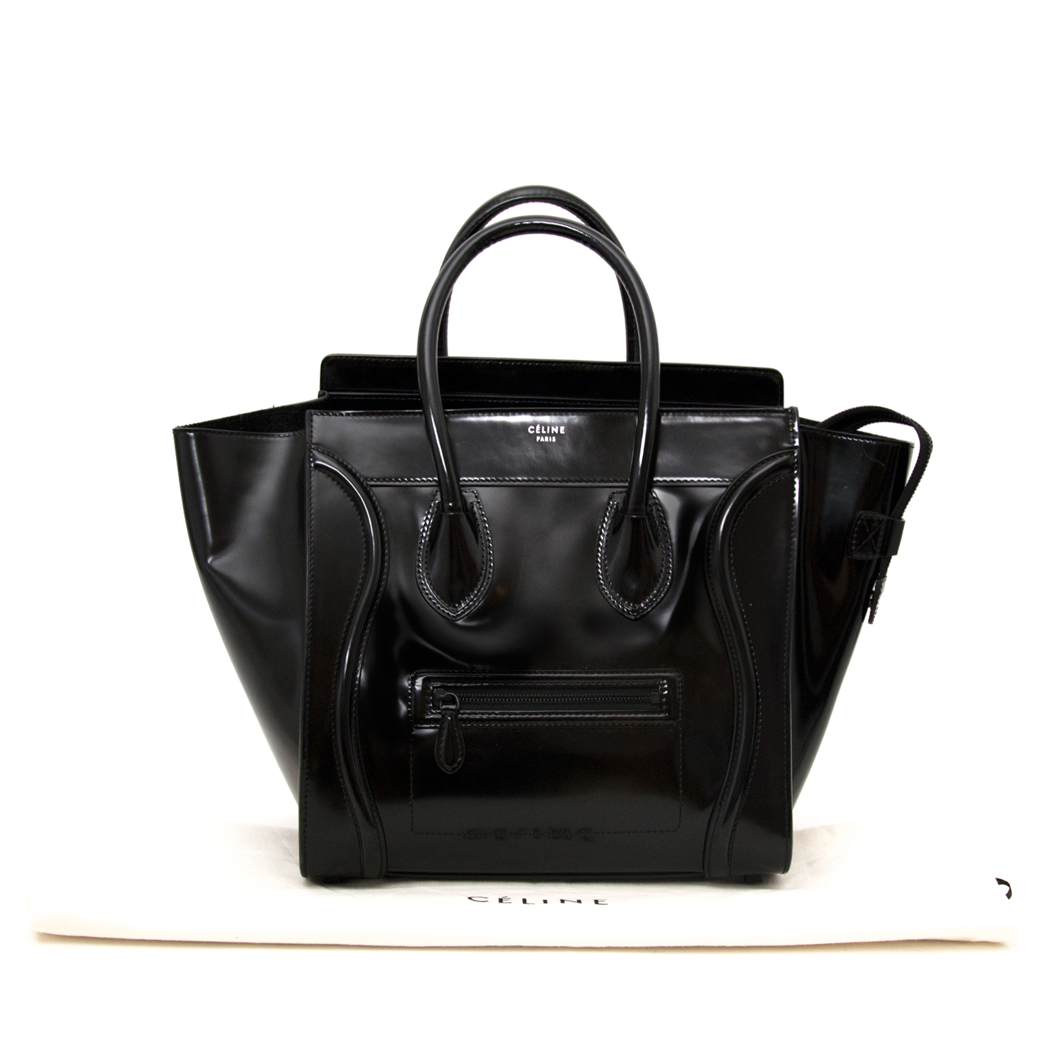 5e89ff6ce7 ... Céline Patent Leather Luggage shop your luxury bag at the best price  onmine webshop labellov.com