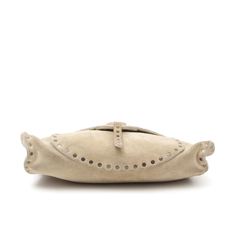90b1b42344 Safe and secure online Vintage Céline beige saddle bag for the best price  at Labellov webshop. Safe and secure