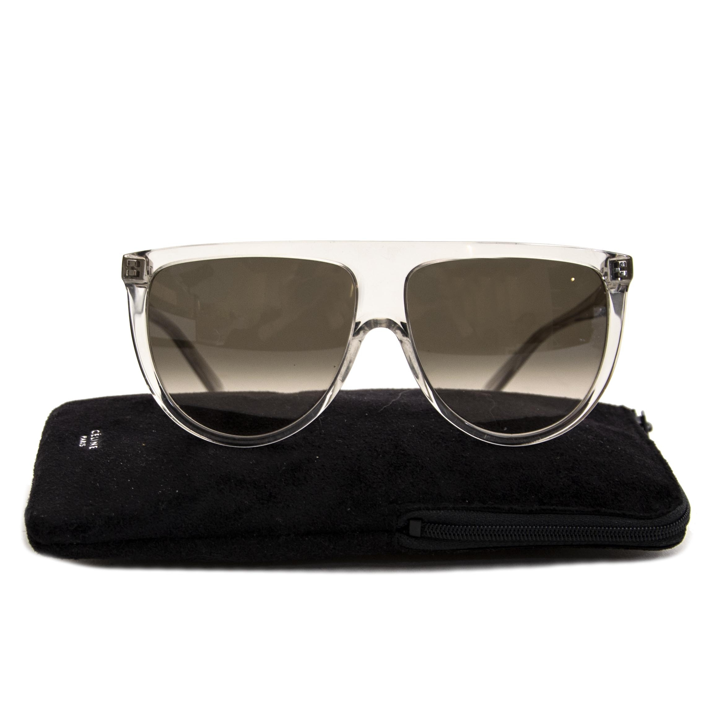 Céline Thin Shadow Sunglasses