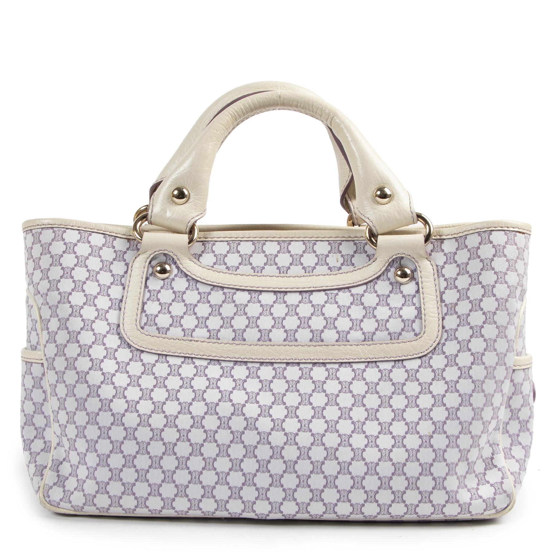 Authentic secondhand Celine bags luxury vintage designer brands webshop LabelLOV safe secure online shopping
