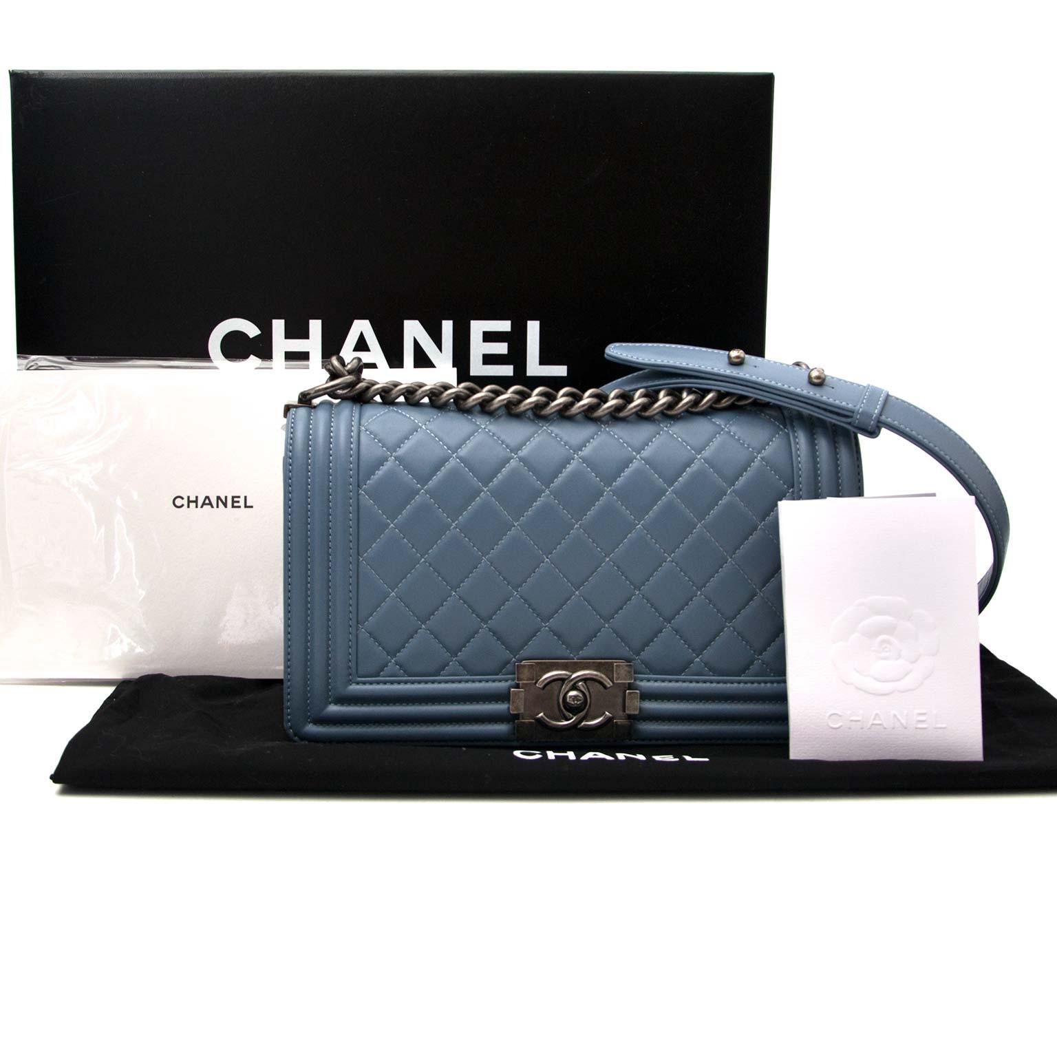 a0c5f6541eddea Labellov Shop safe online: authentic vintage Chanel clothes, bags ...