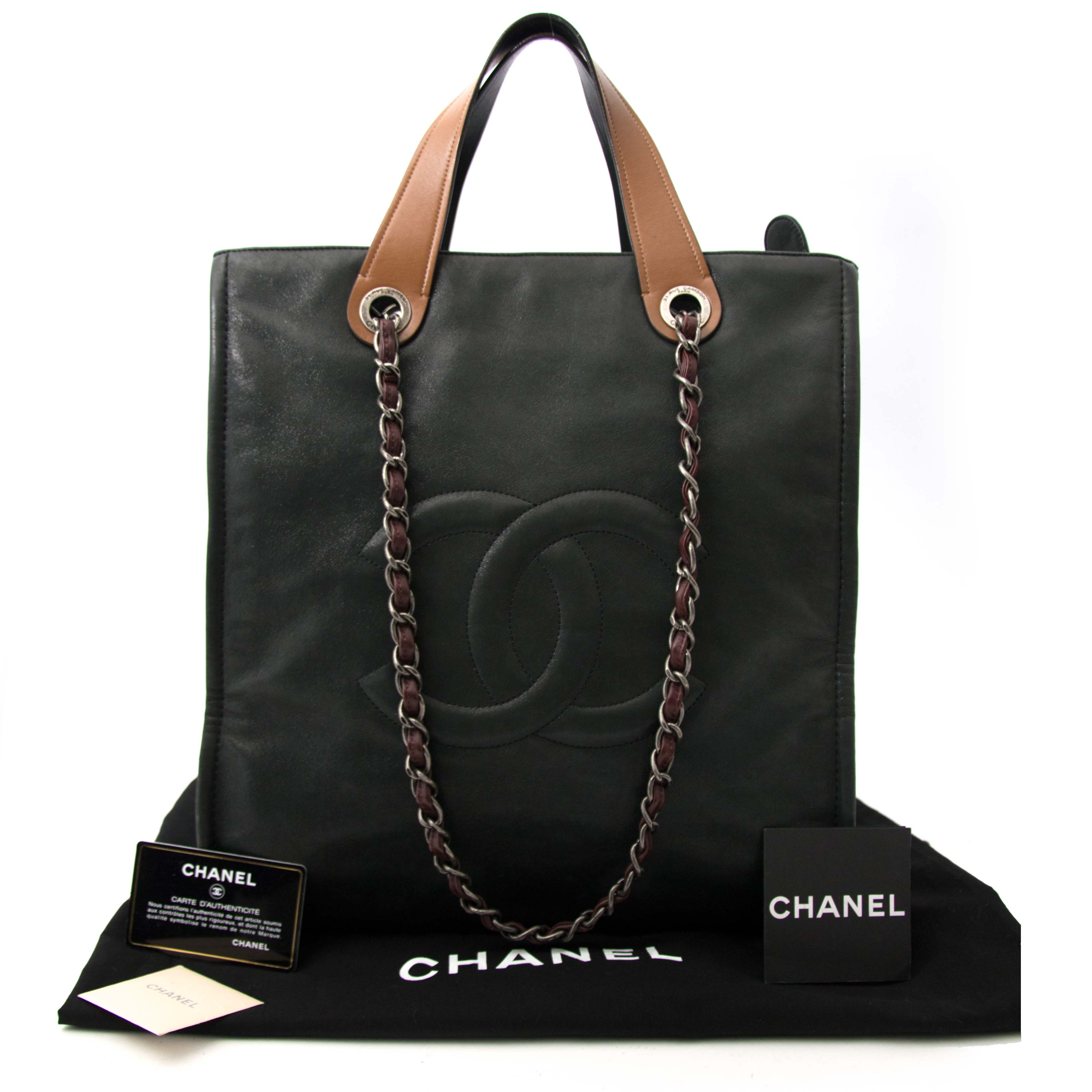 safe and secure online Chanel 'In The Mix' Black Bag on labellov.com